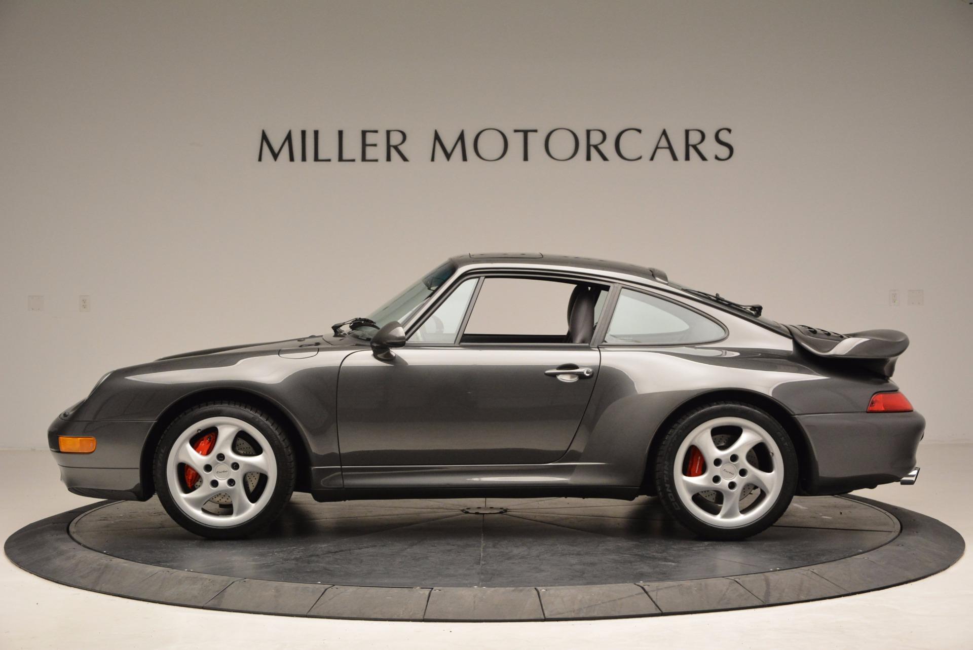 Used 1996 Porsche 911 Turbo For Sale In Westport, CT 1058_p3