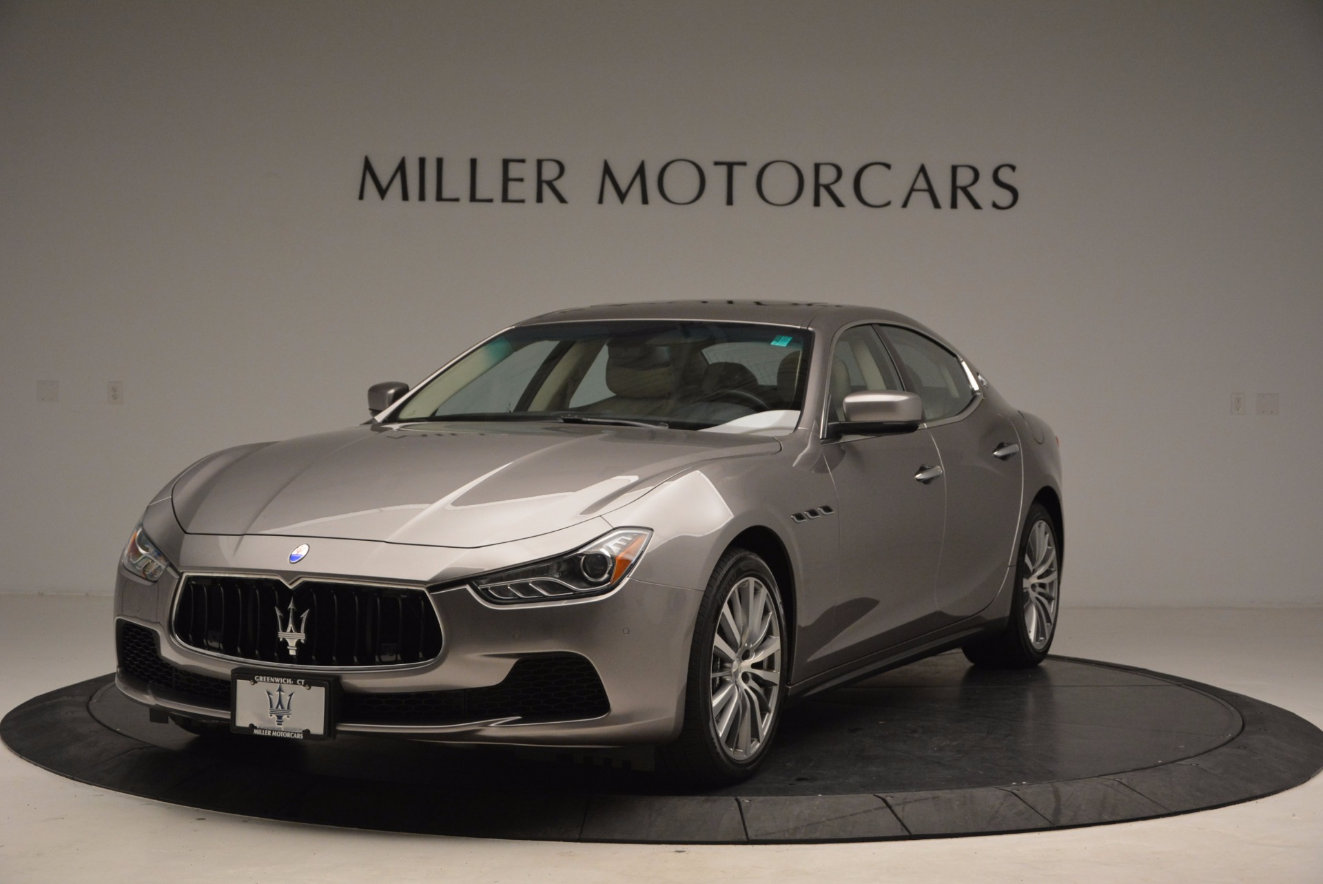 Used 2015 Maserati Ghibli S Q4 For Sale In Westport, CT 1059_main