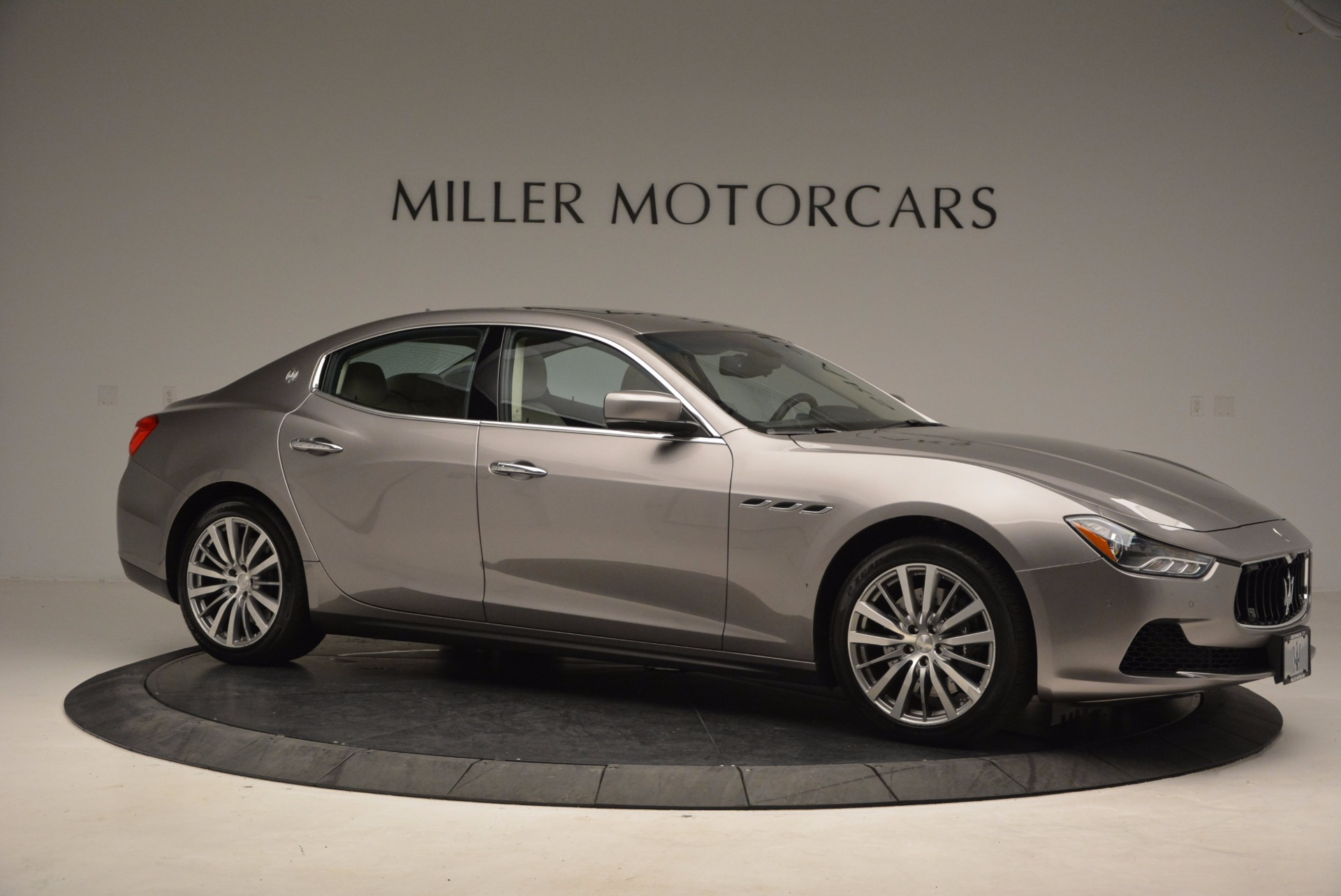 Used 2015 Maserati Ghibli S Q4 For Sale In Westport, CT 1059_p10