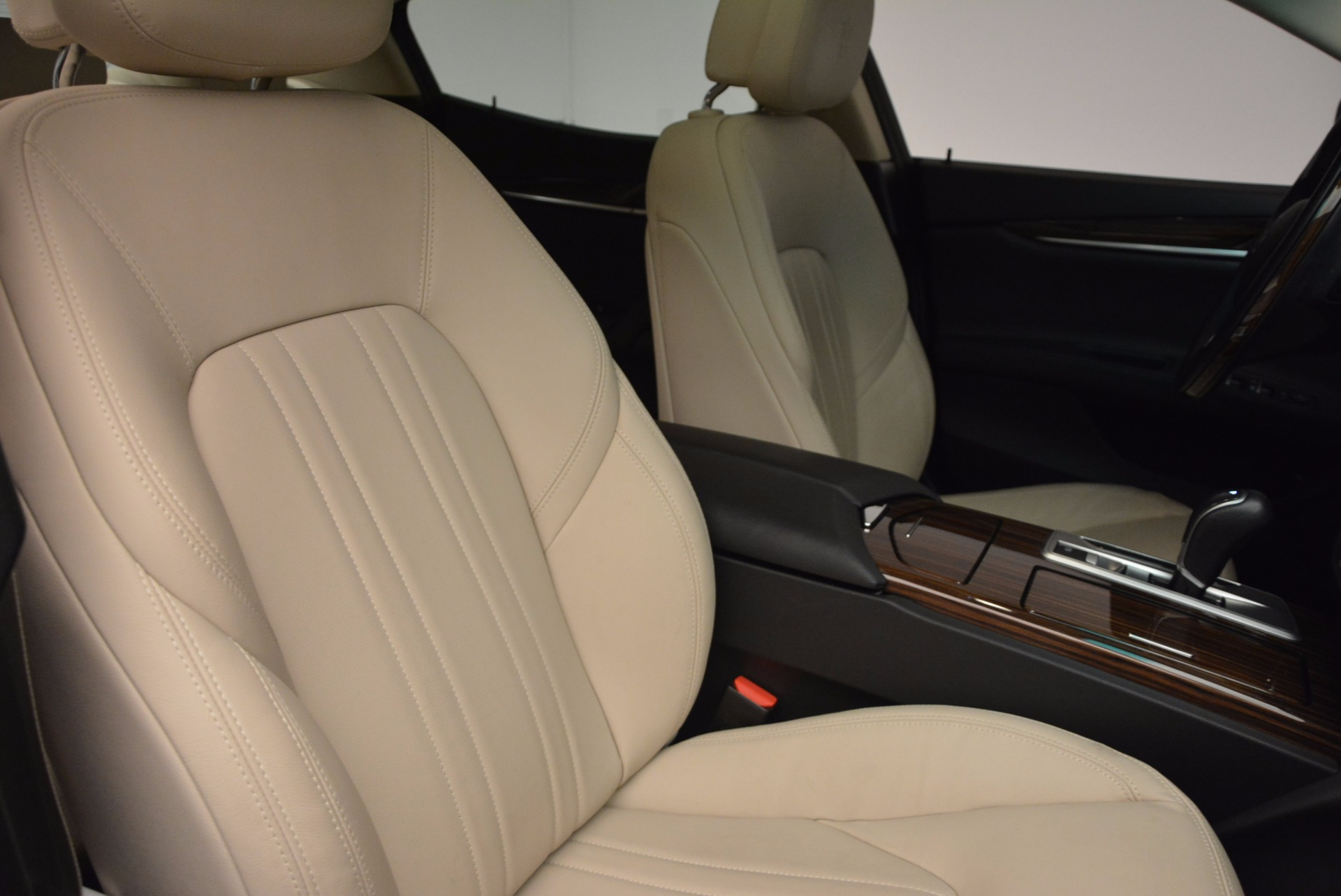Used 2015 Maserati Ghibli S Q4 For Sale In Westport, CT 1059_p21