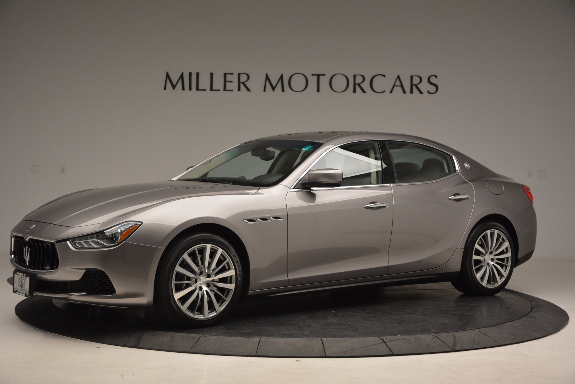 Used 2015 Maserati Ghibli S Q4 For Sale In Westport, CT 1059_p2