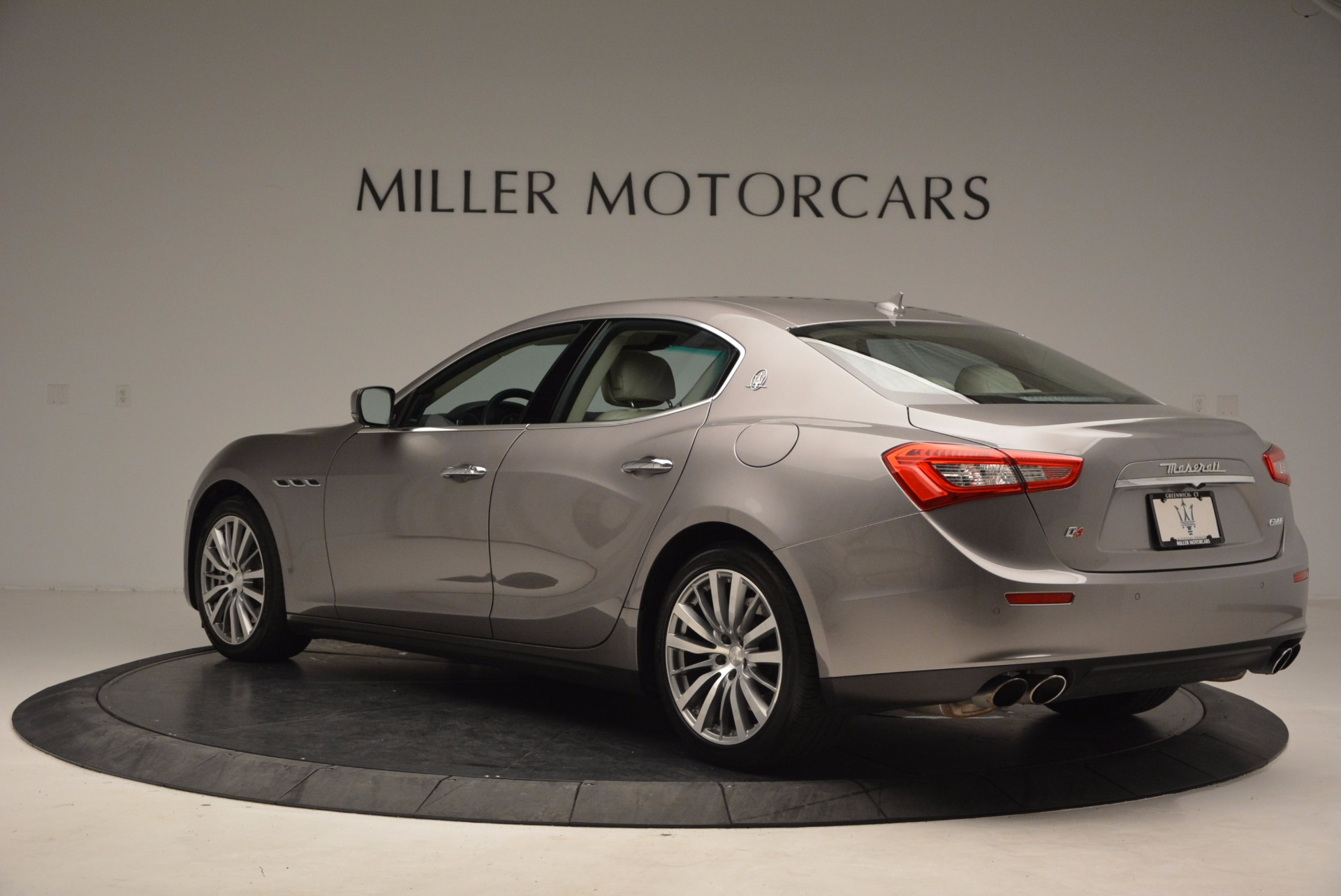 Used 2015 Maserati Ghibli S Q4 For Sale In Westport, CT 1059_p5