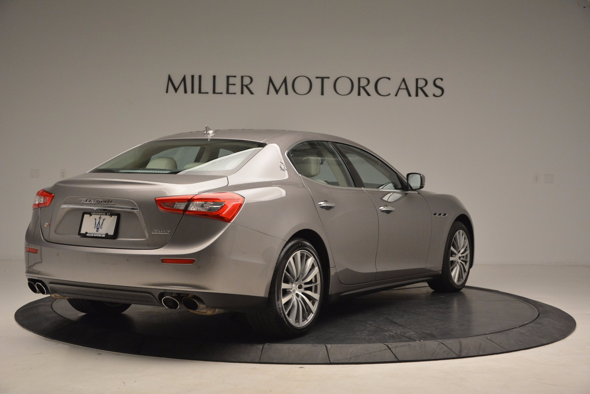 Used 2015 Maserati Ghibli S Q4 For Sale In Westport, CT 1059_p7