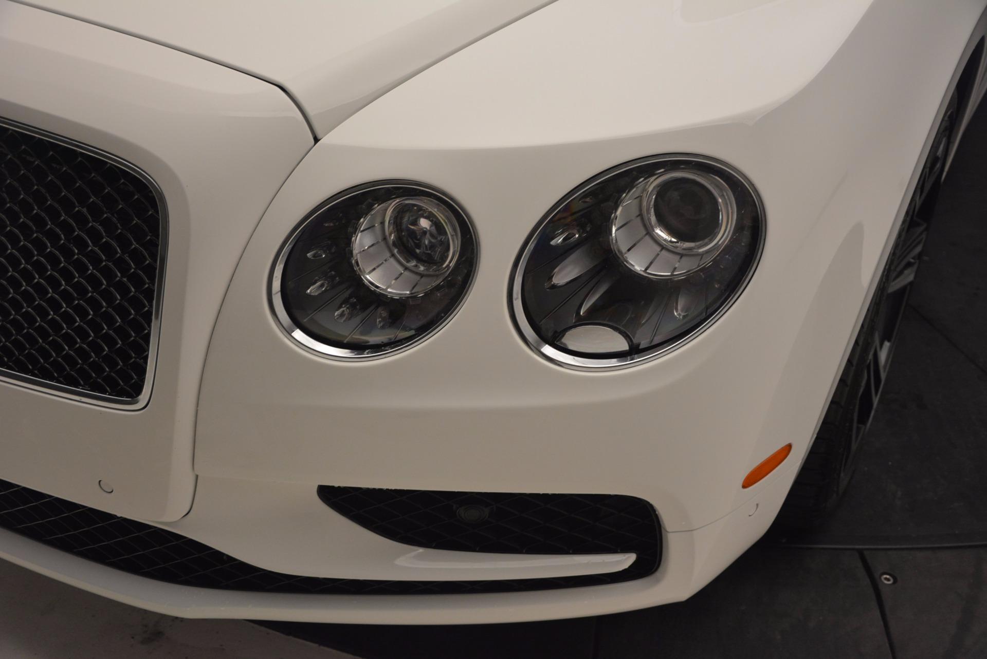 New 2017 Bentley Flying Spur V8 S For Sale In Westport, CT 1060_p15