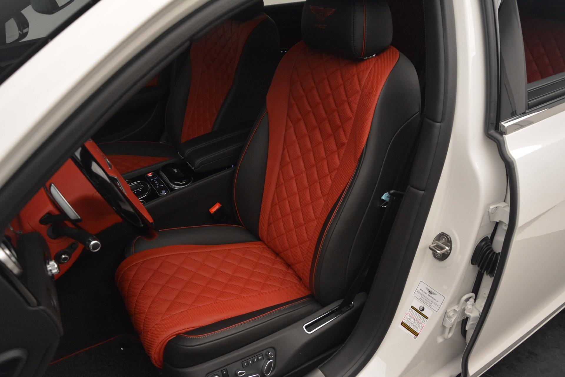 New 2017 Bentley Flying Spur V8 S For Sale In Westport, CT 1060_p24