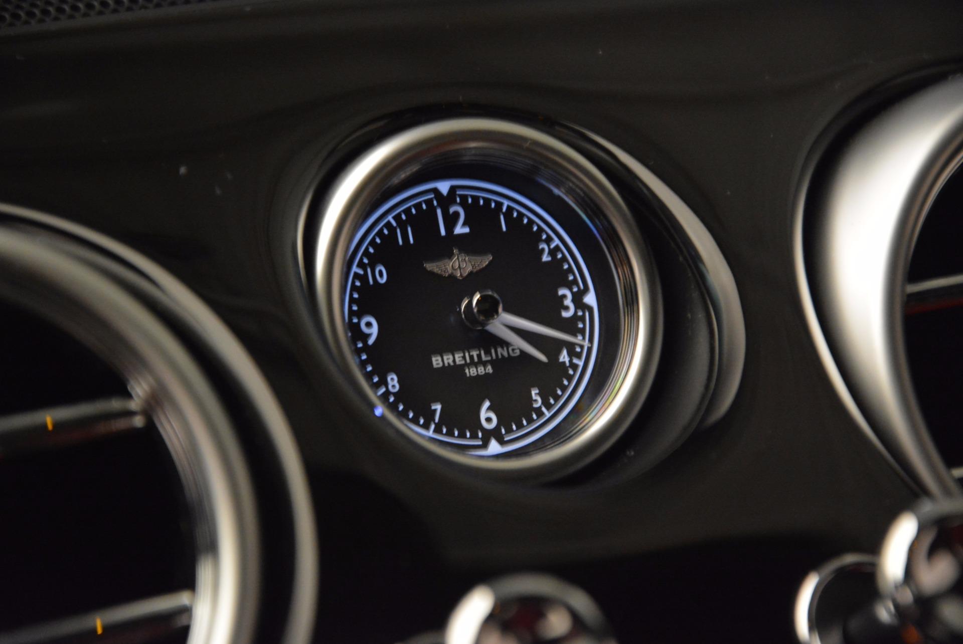 New 2017 Bentley Flying Spur V8 S For Sale In Westport, CT 1060_p29