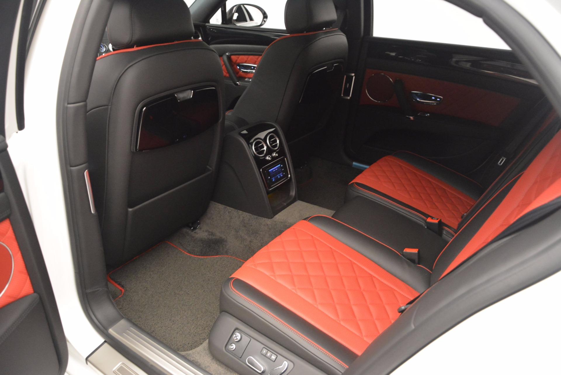 New 2017 Bentley Flying Spur V8 S For Sale In Westport, CT 1060_p34