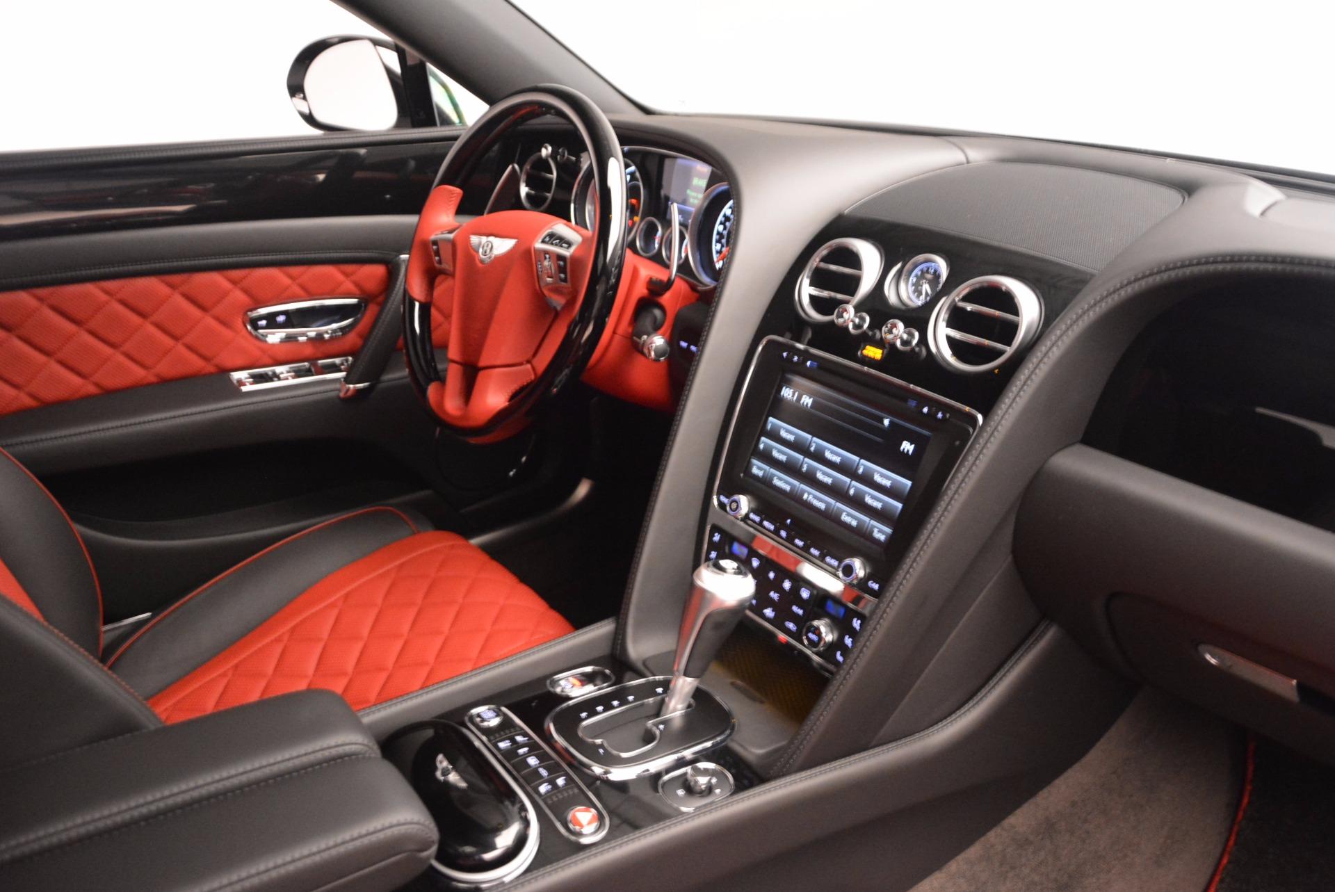 New 2017 Bentley Flying Spur V8 S For Sale In Westport, CT 1060_p40