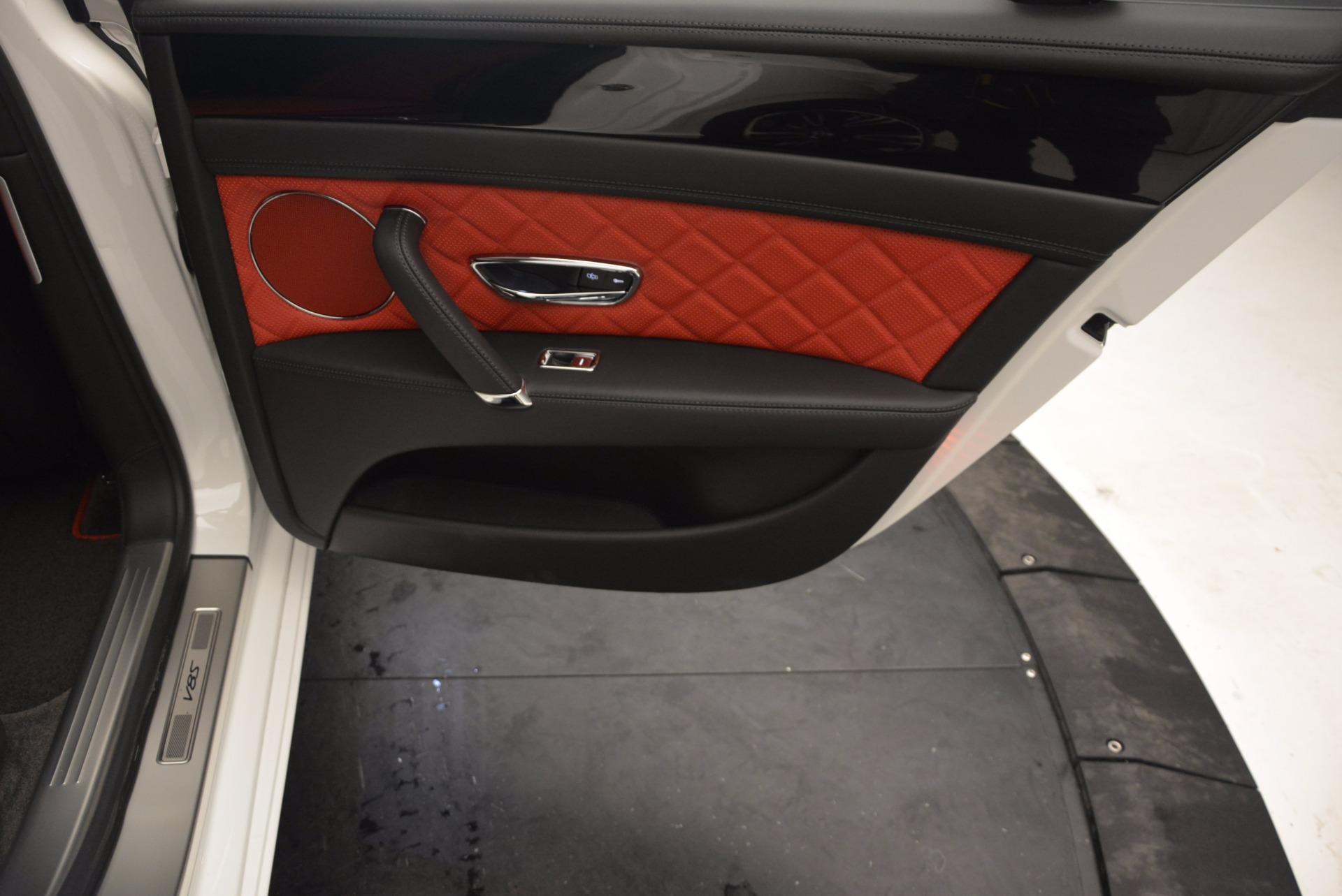 New 2017 Bentley Flying Spur V8 S For Sale In Westport, CT 1060_p41