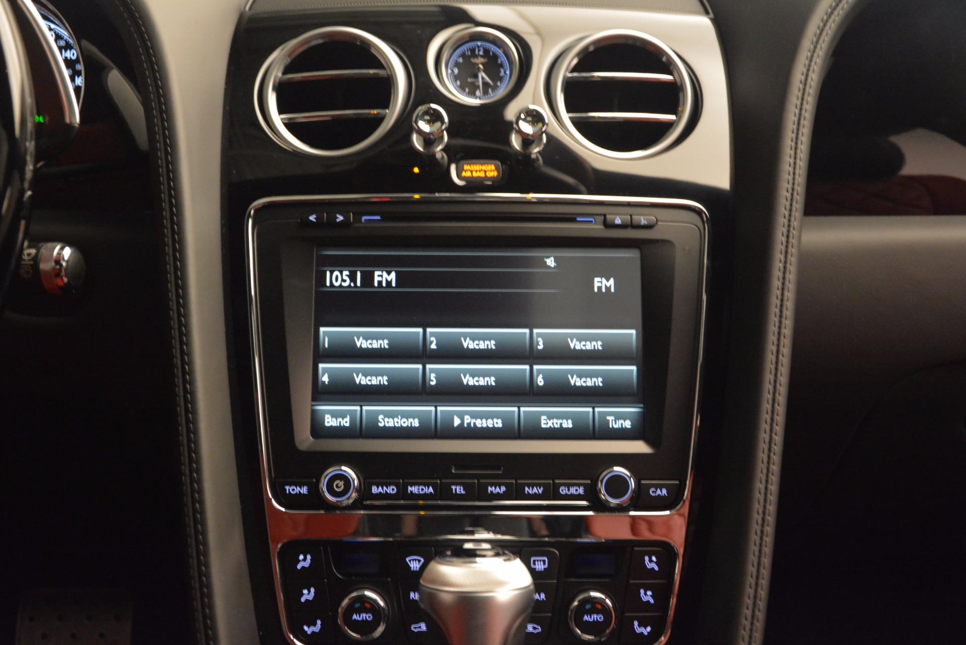 New 2017 Bentley Flying Spur V8 S For Sale In Westport, CT 1060_p46