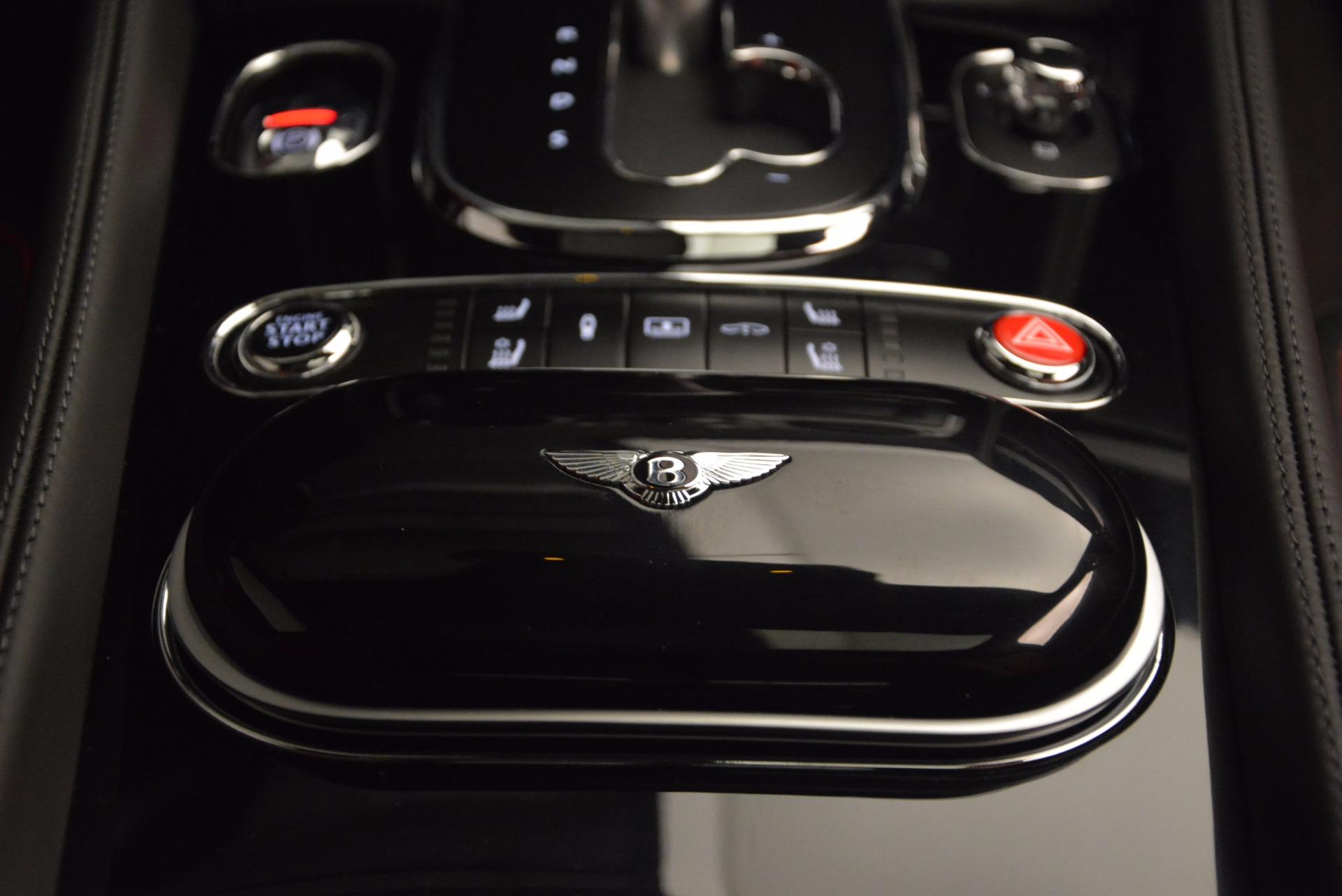 New 2017 Bentley Flying Spur V8 S For Sale In Westport, CT 1060_p48