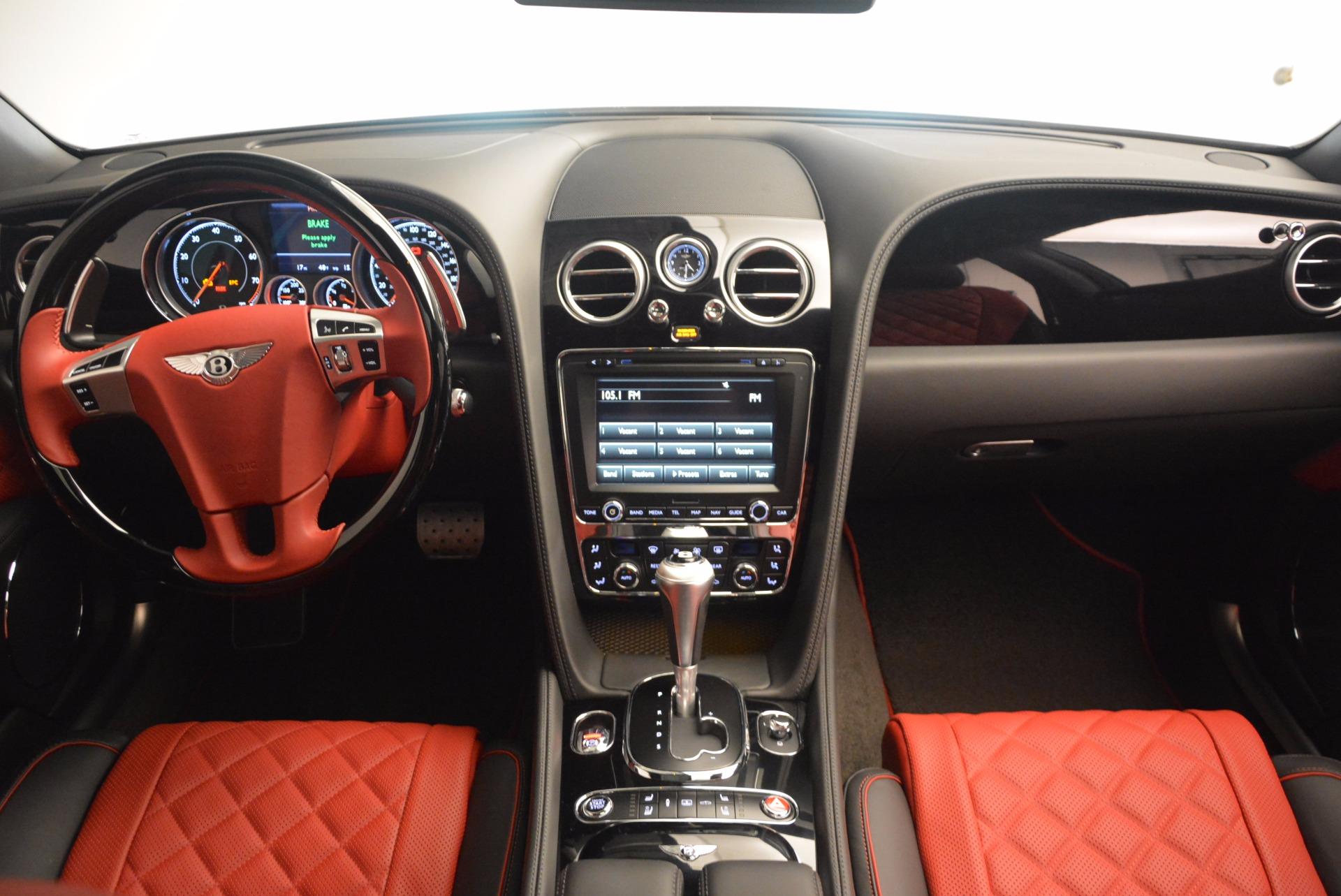 New 2017 Bentley Flying Spur V8 S For Sale In Westport, CT 1060_p49