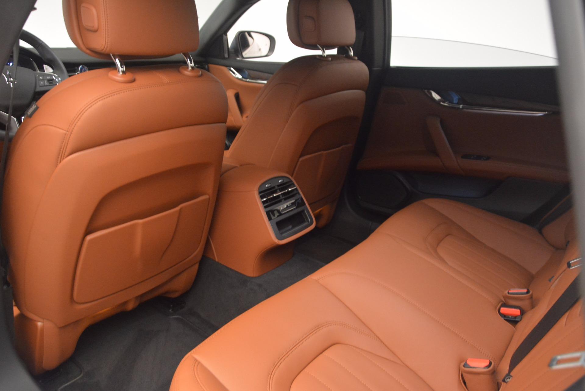 New 2017 Maserati Quattroporte SQ4 For Sale In Westport, CT 1065_p17