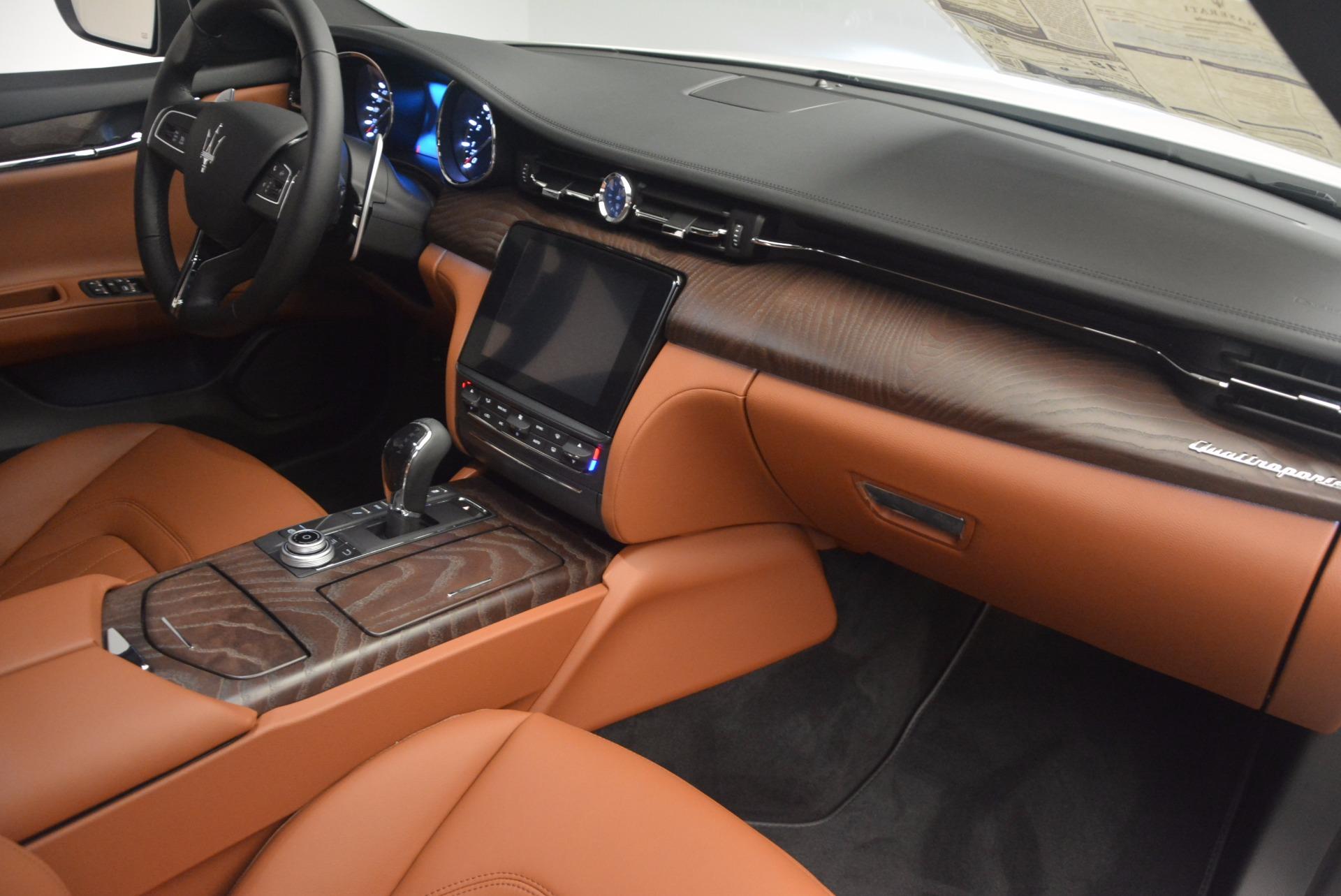 New 2017 Maserati Quattroporte SQ4 For Sale In Westport, CT 1065_p22