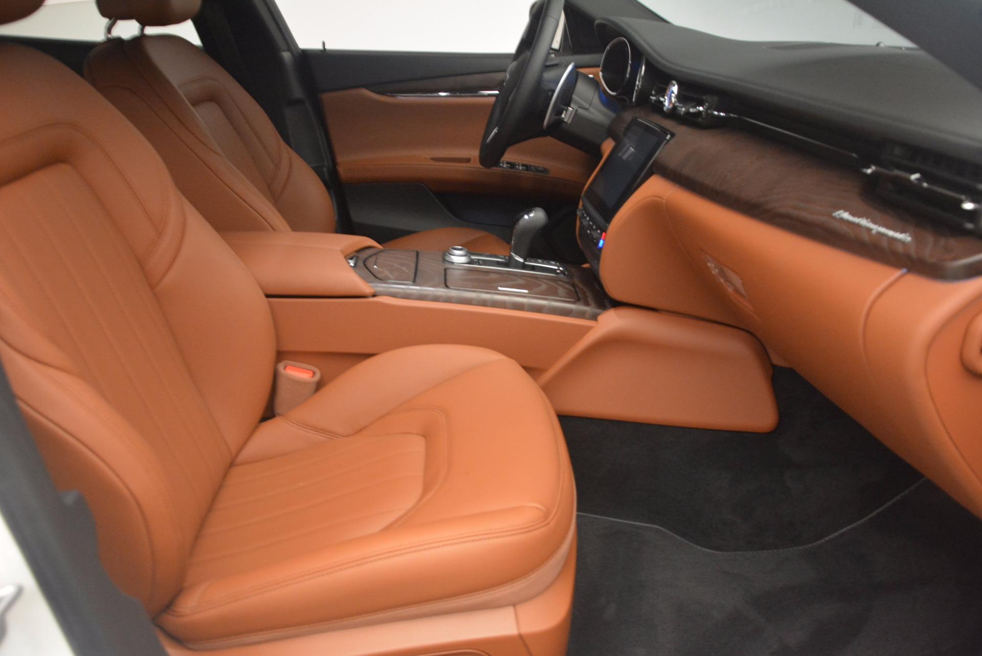 New 2017 Maserati Quattroporte SQ4 For Sale In Westport, CT 1065_p23