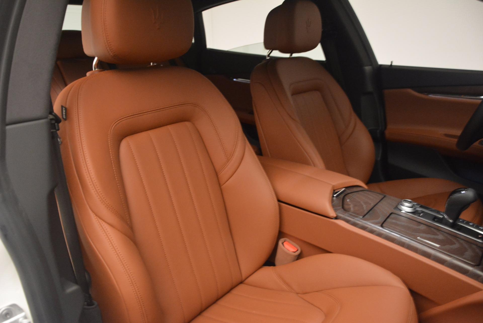 New 2017 Maserati Quattroporte SQ4 For Sale In Westport, CT 1065_p24