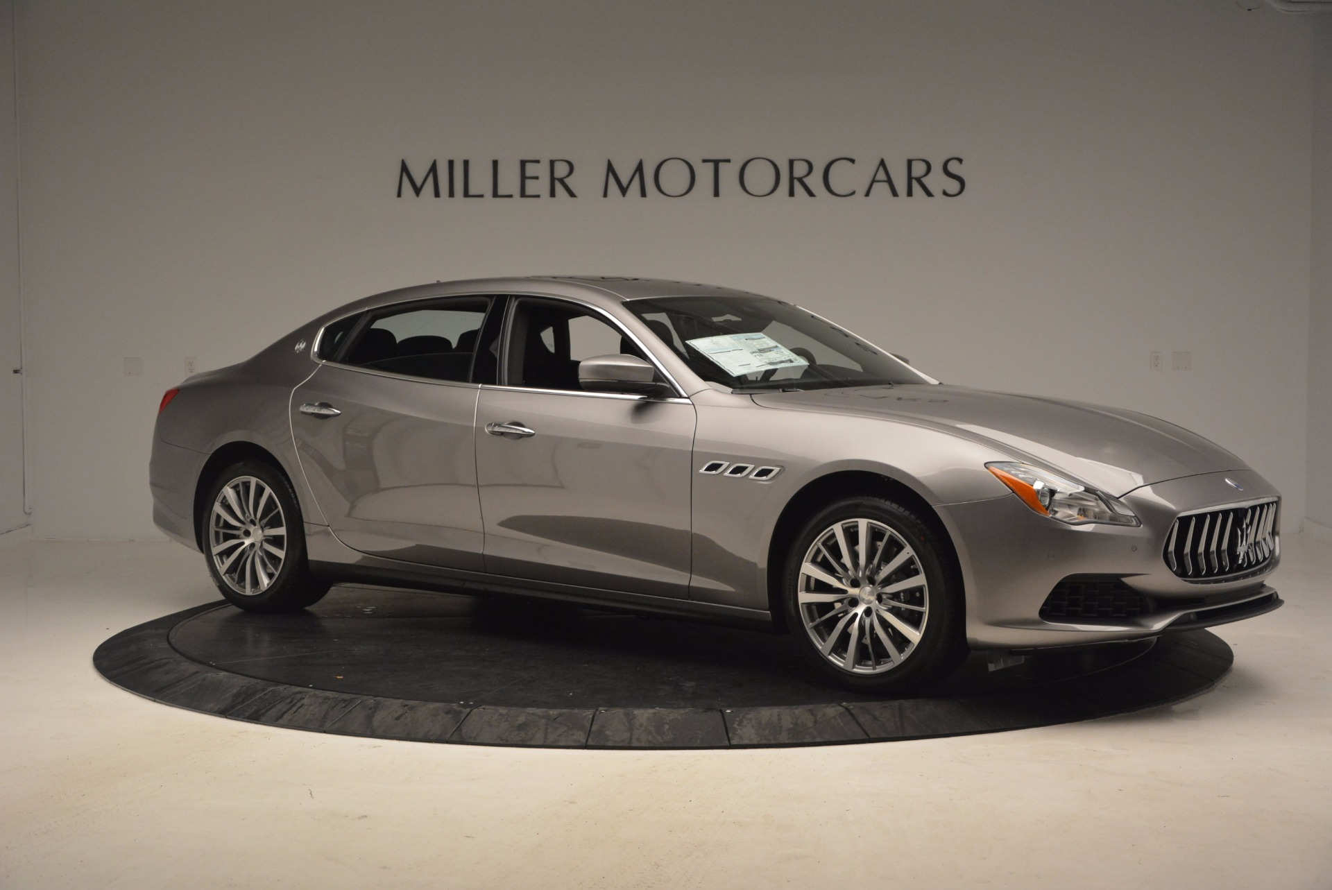 New 2017 Maserati Quattroporte SQ4 For Sale In Westport, CT 1066_p10