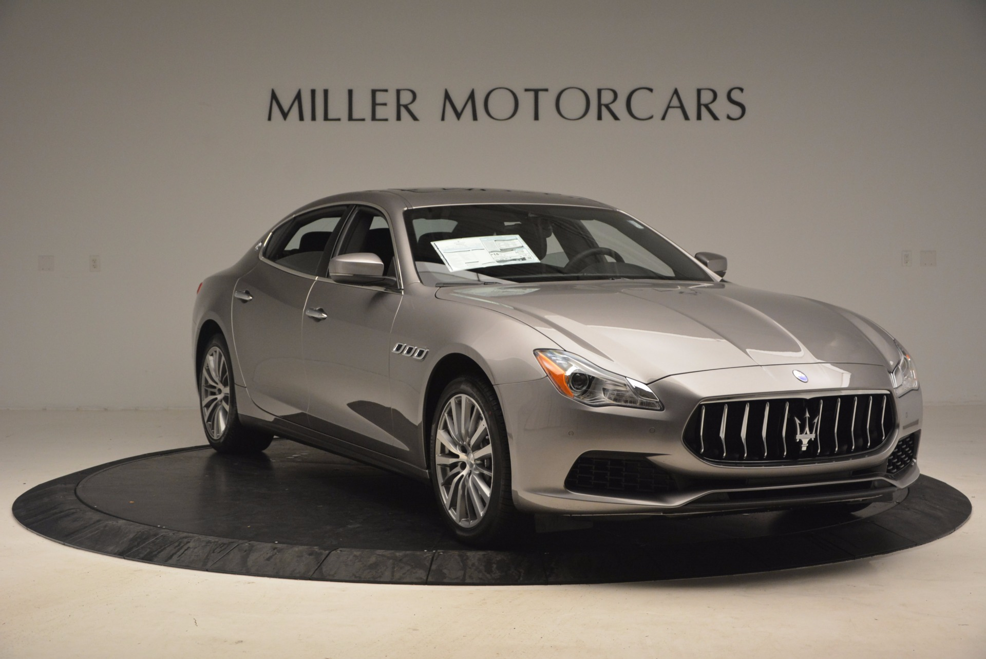 New 2017 Maserati Quattroporte SQ4 For Sale In Westport, CT 1066_p11