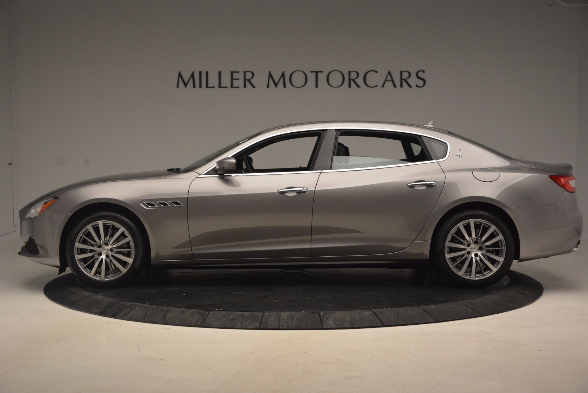 New 2017 Maserati Quattroporte SQ4 For Sale In Westport, CT 1066_p3