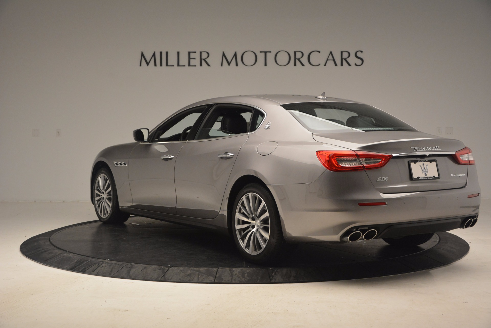 New 2017 Maserati Quattroporte SQ4 For Sale In Westport, CT 1066_p5