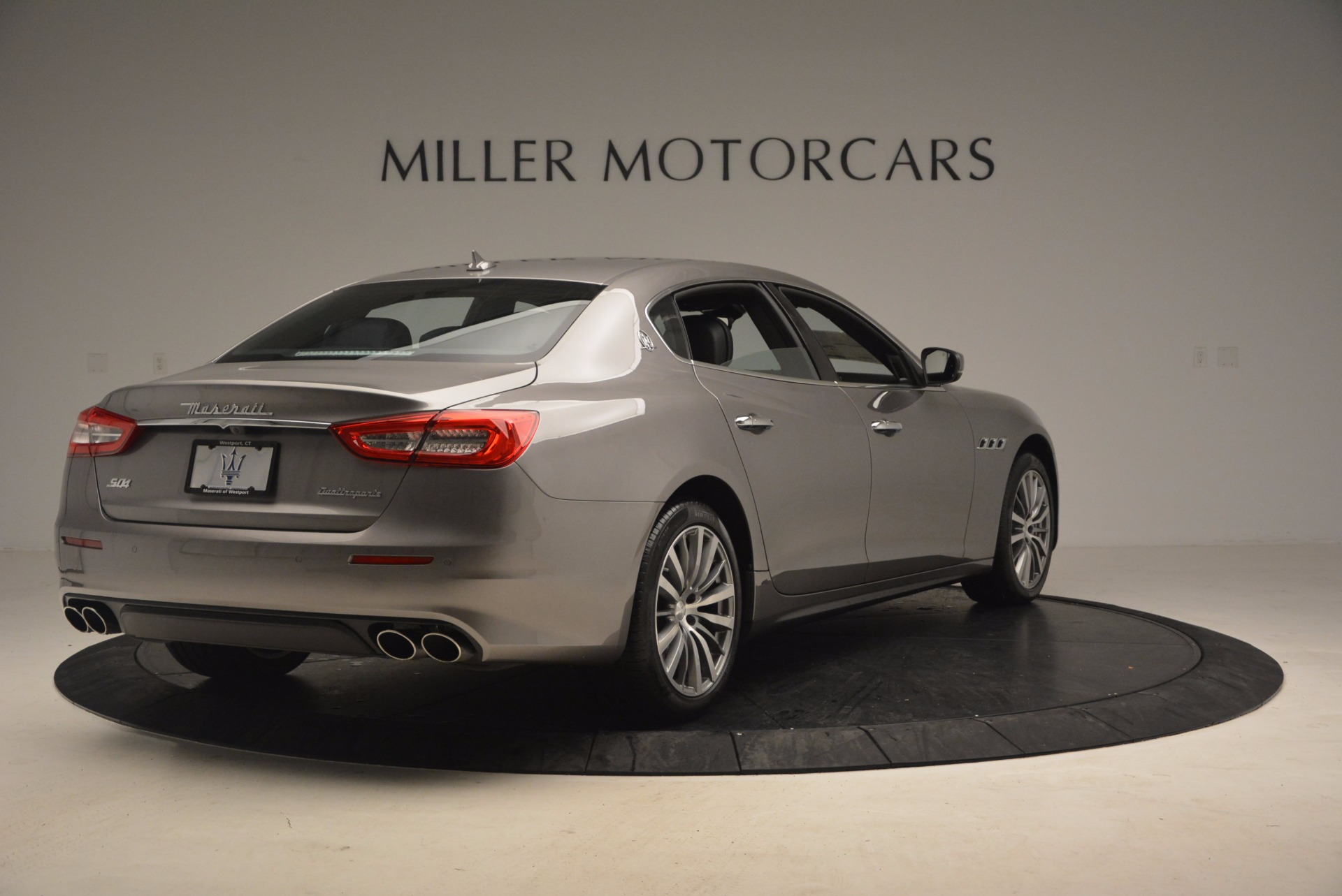 New 2017 Maserati Quattroporte SQ4 For Sale In Westport, CT 1066_p7
