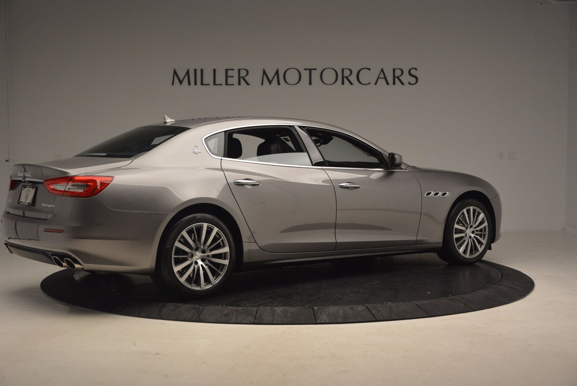 New 2017 Maserati Quattroporte SQ4 For Sale In Westport, CT 1066_p8