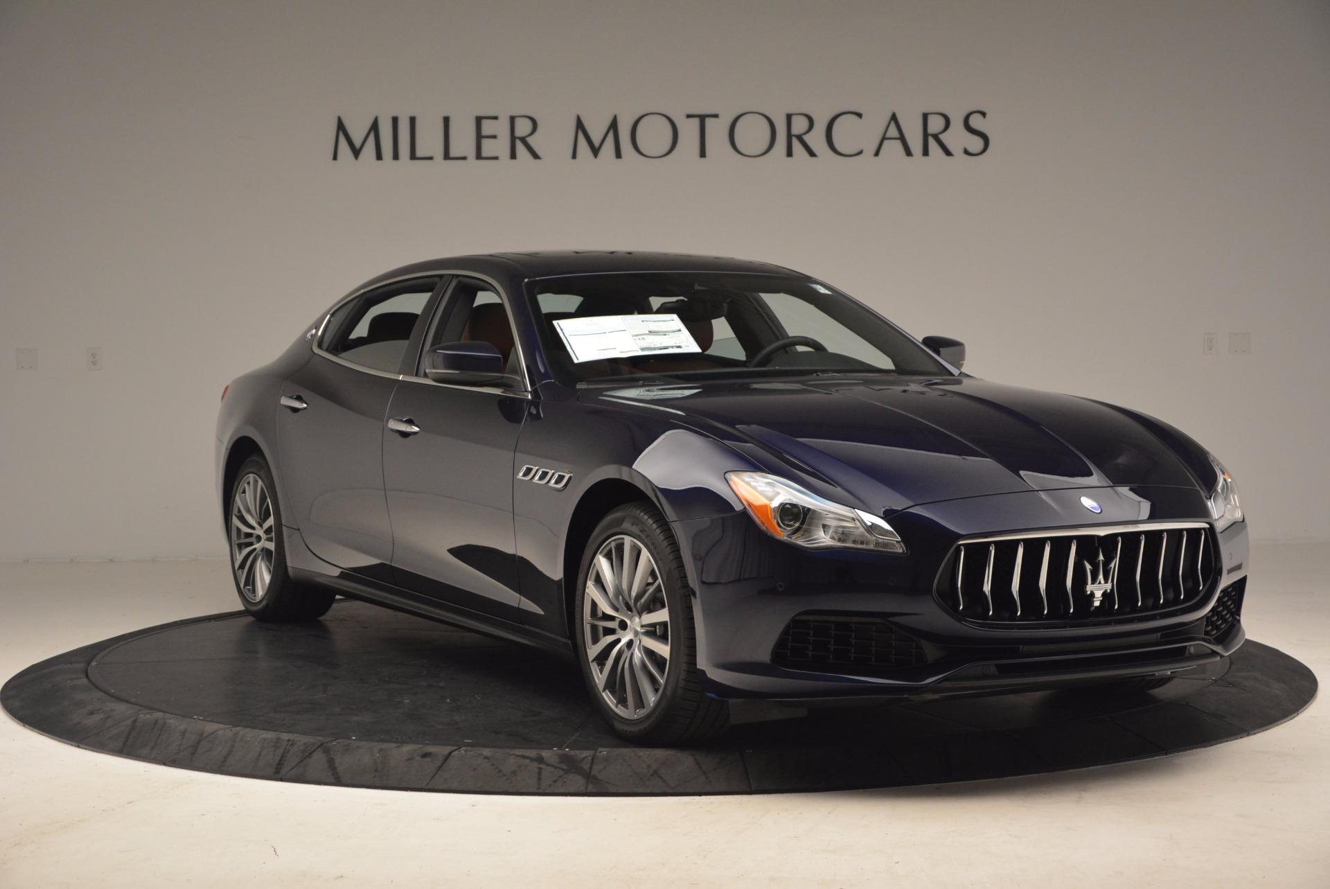 New 2017 Maserati Quattroporte S Q4 For Sale In Westport, CT 1067_p11
