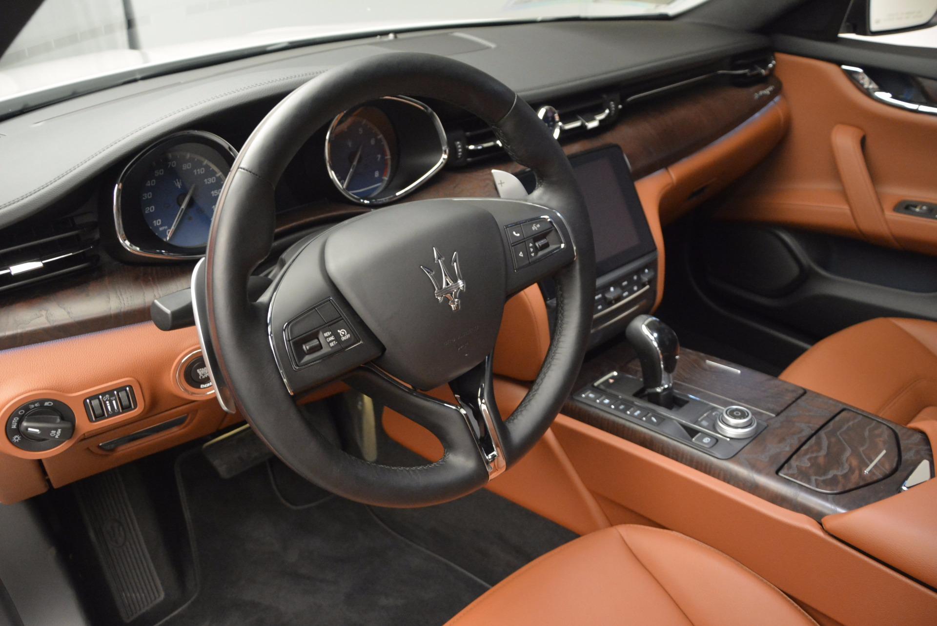 New 2017 Maserati Quattroporte S Q4 For Sale In Westport, CT 1067_p14