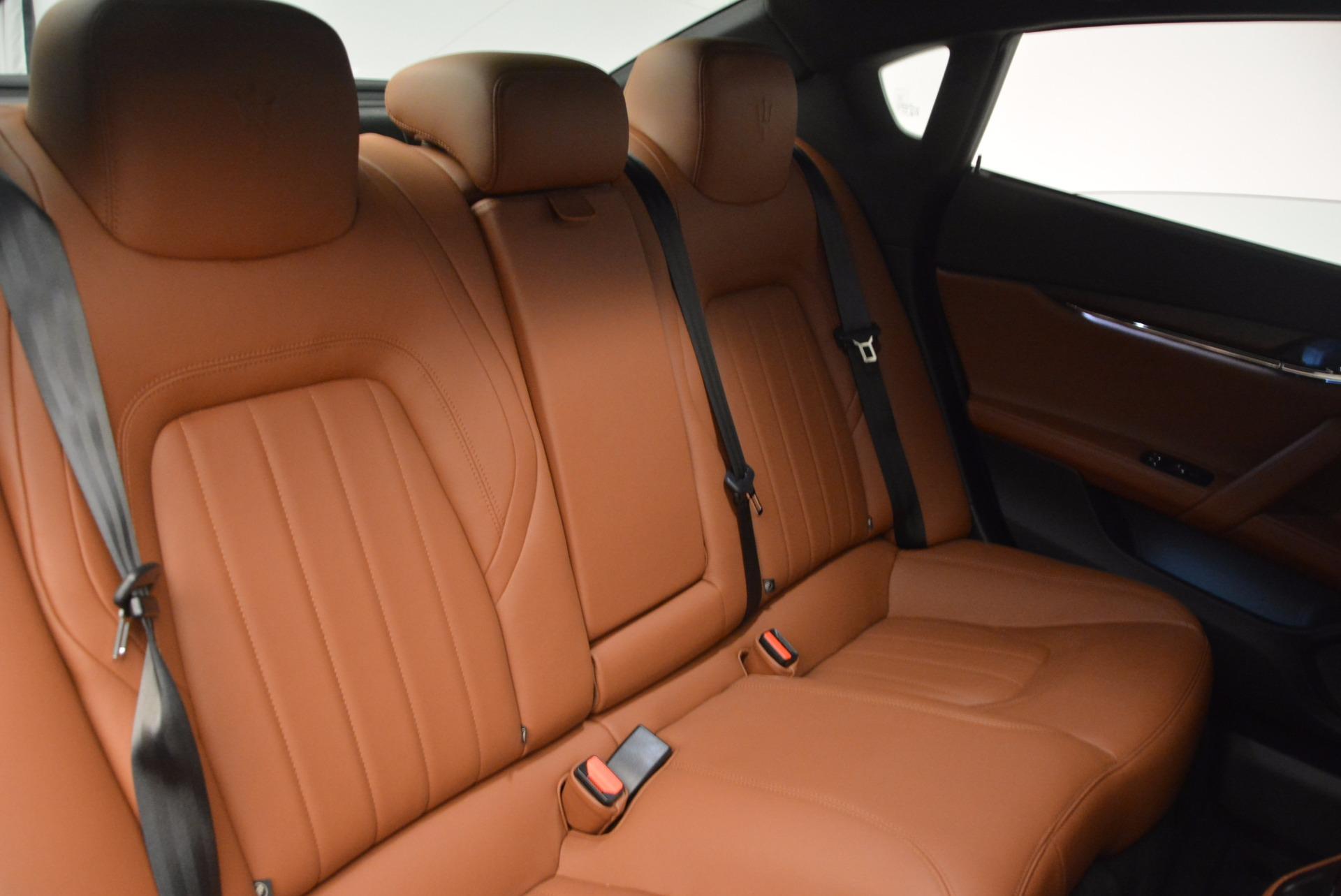 New 2017 Maserati Quattroporte S Q4 For Sale In Westport, CT 1067_p23