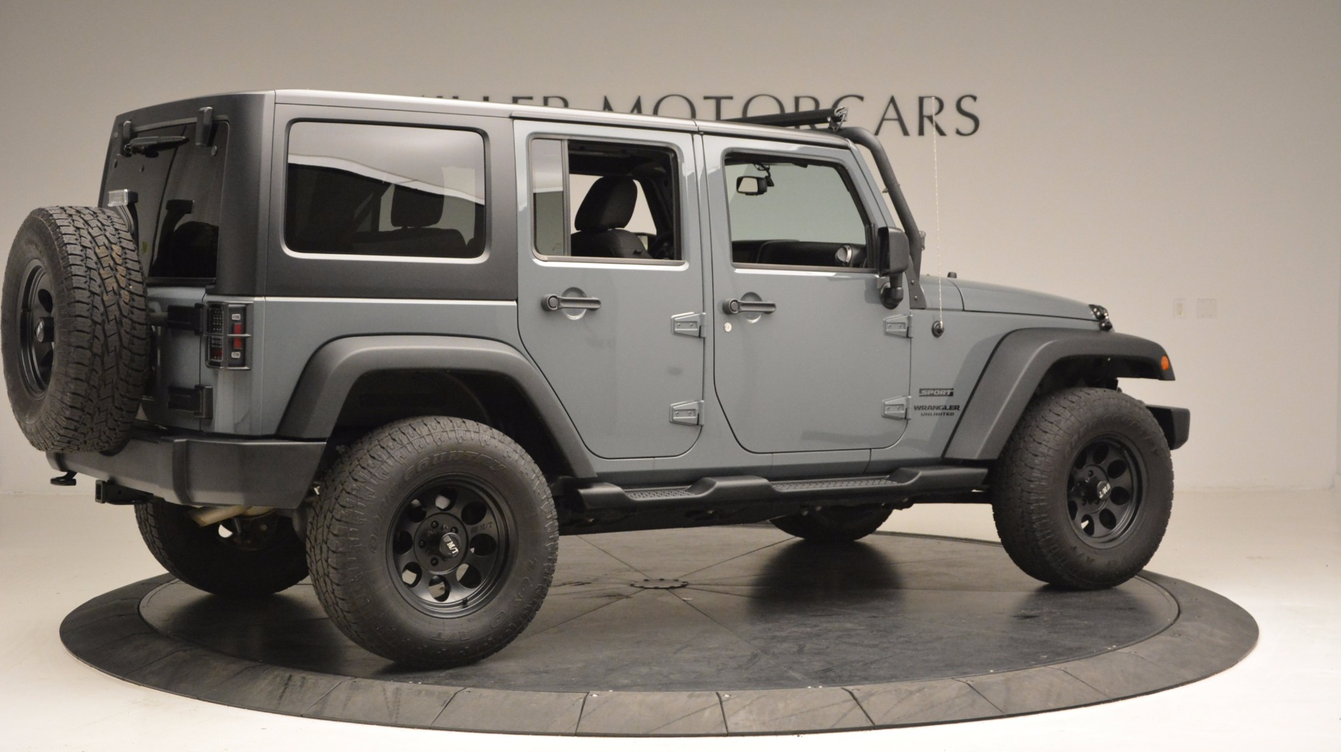 Used 2014 Jeep Wrangler Unlimited Sport For Sale In Westport, CT 1068_p10