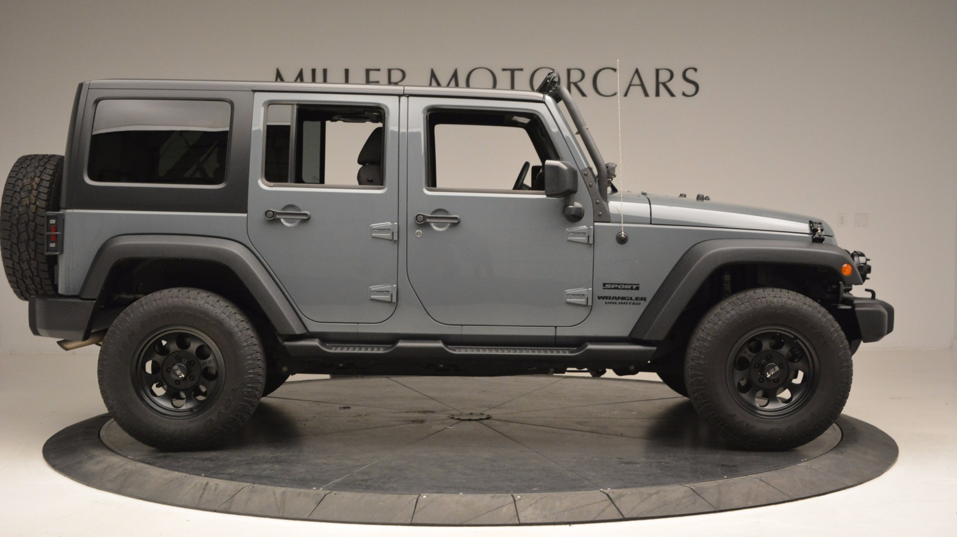 Used 2014 Jeep Wrangler Unlimited Sport For Sale In Westport, CT 1068_p11