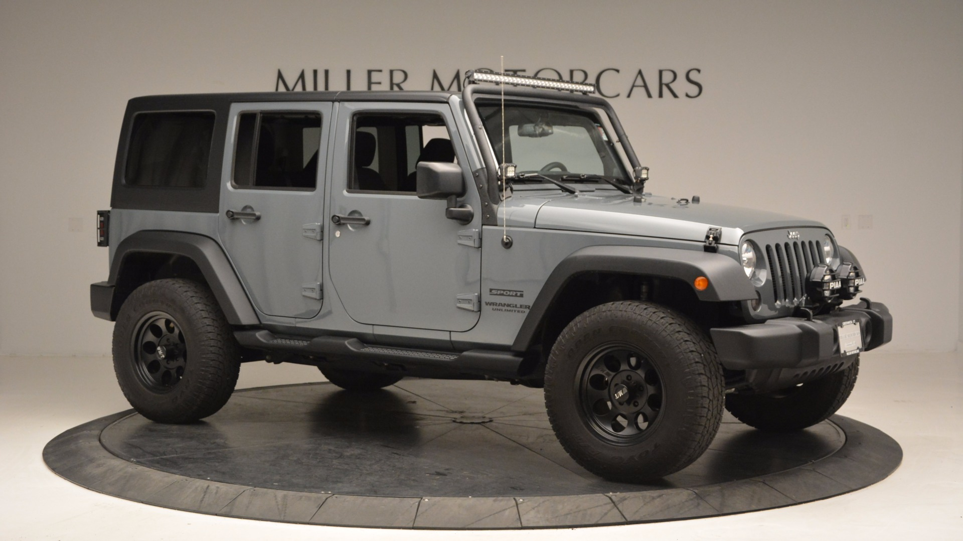 Used 2014 Jeep Wrangler Unlimited Sport For Sale In Westport, CT 1068_p12