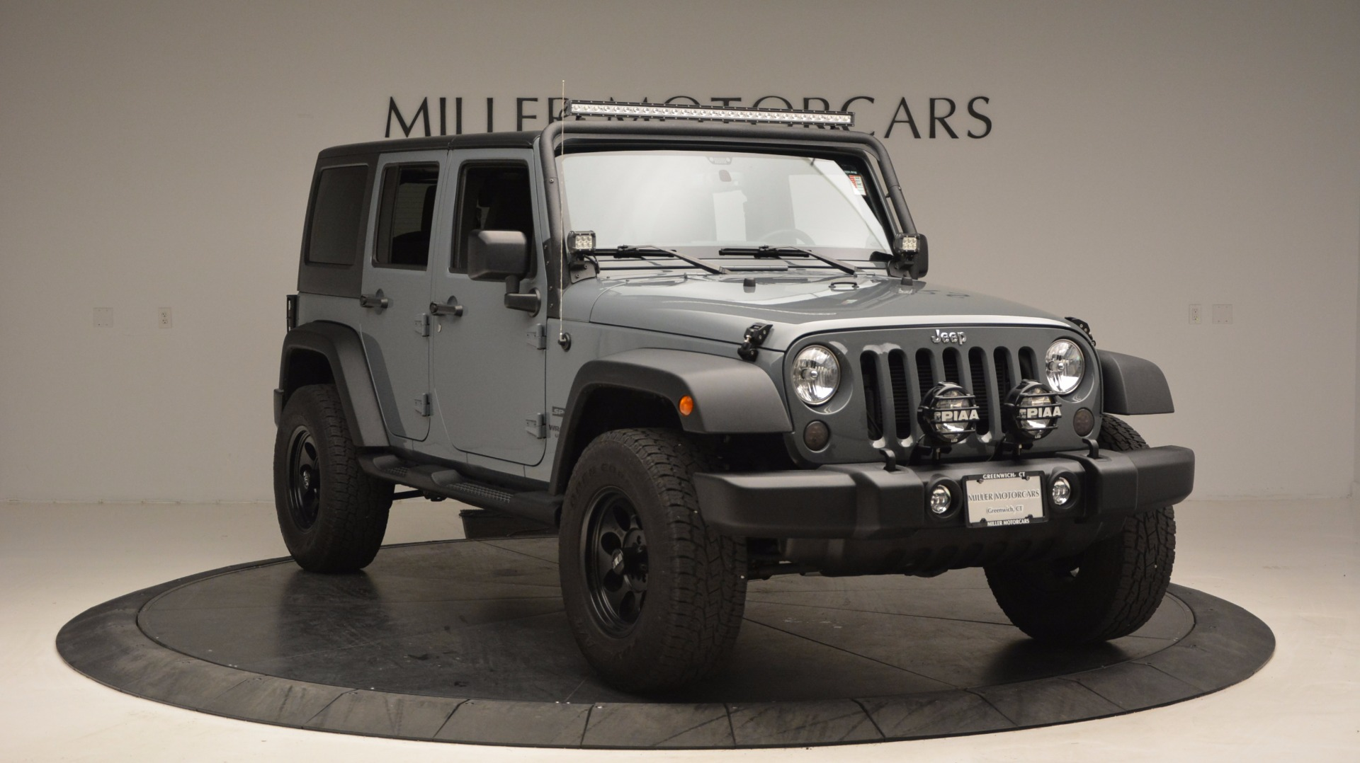Used 2014 Jeep Wrangler Unlimited Sport For Sale In Westport, CT 1068_p13