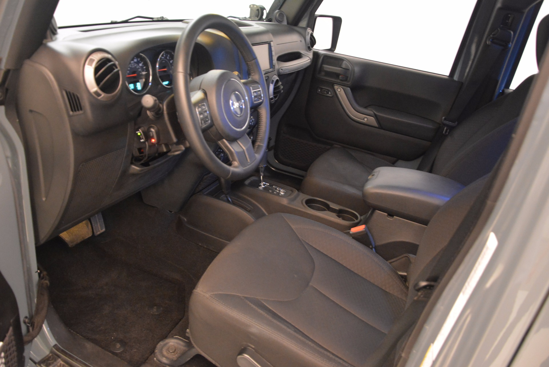 Used 2014 Jeep Wrangler Unlimited Sport For Sale In Westport, CT 1068_p14