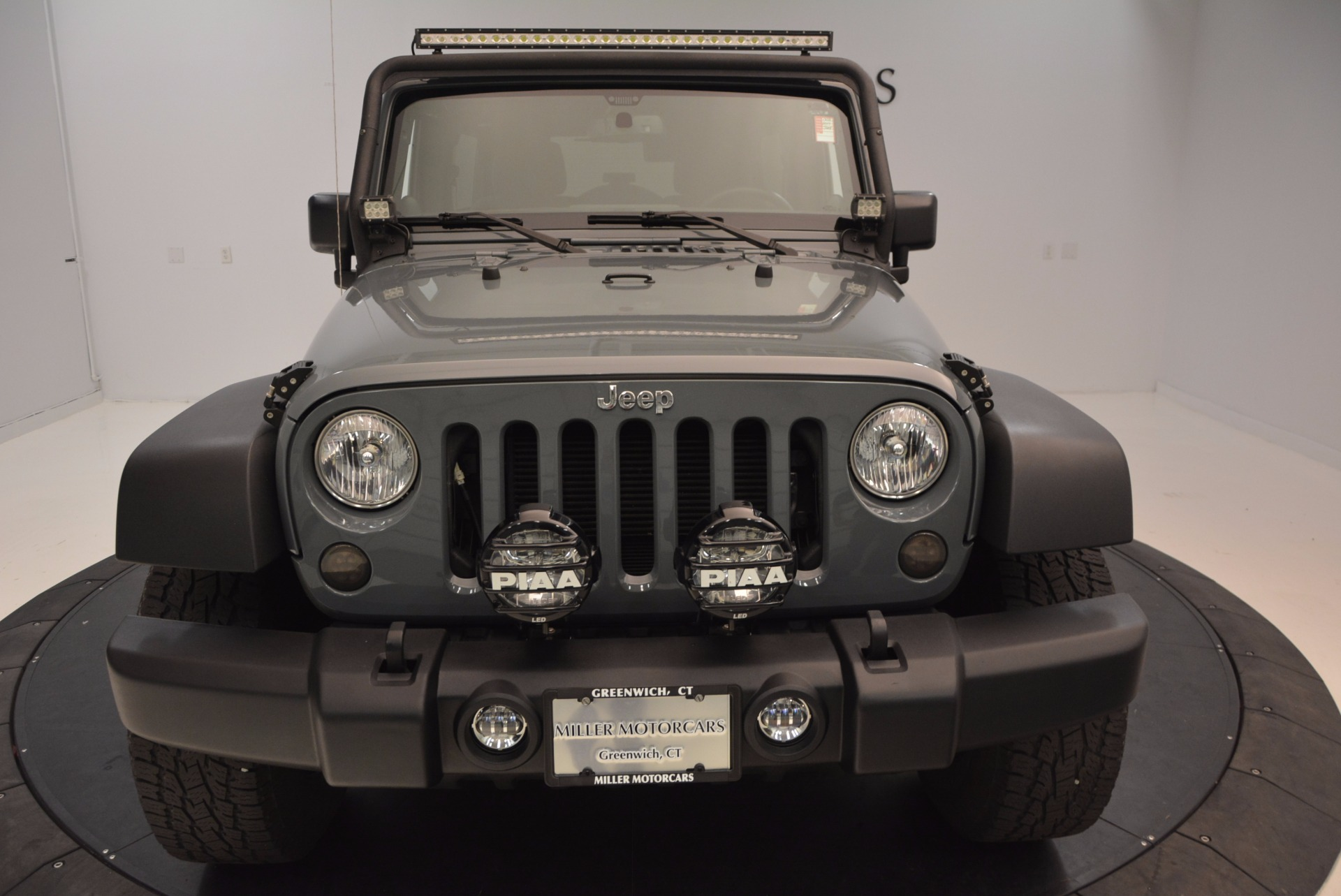 Used 2014 Jeep Wrangler Unlimited Sport For Sale In Westport, CT 1068_p28