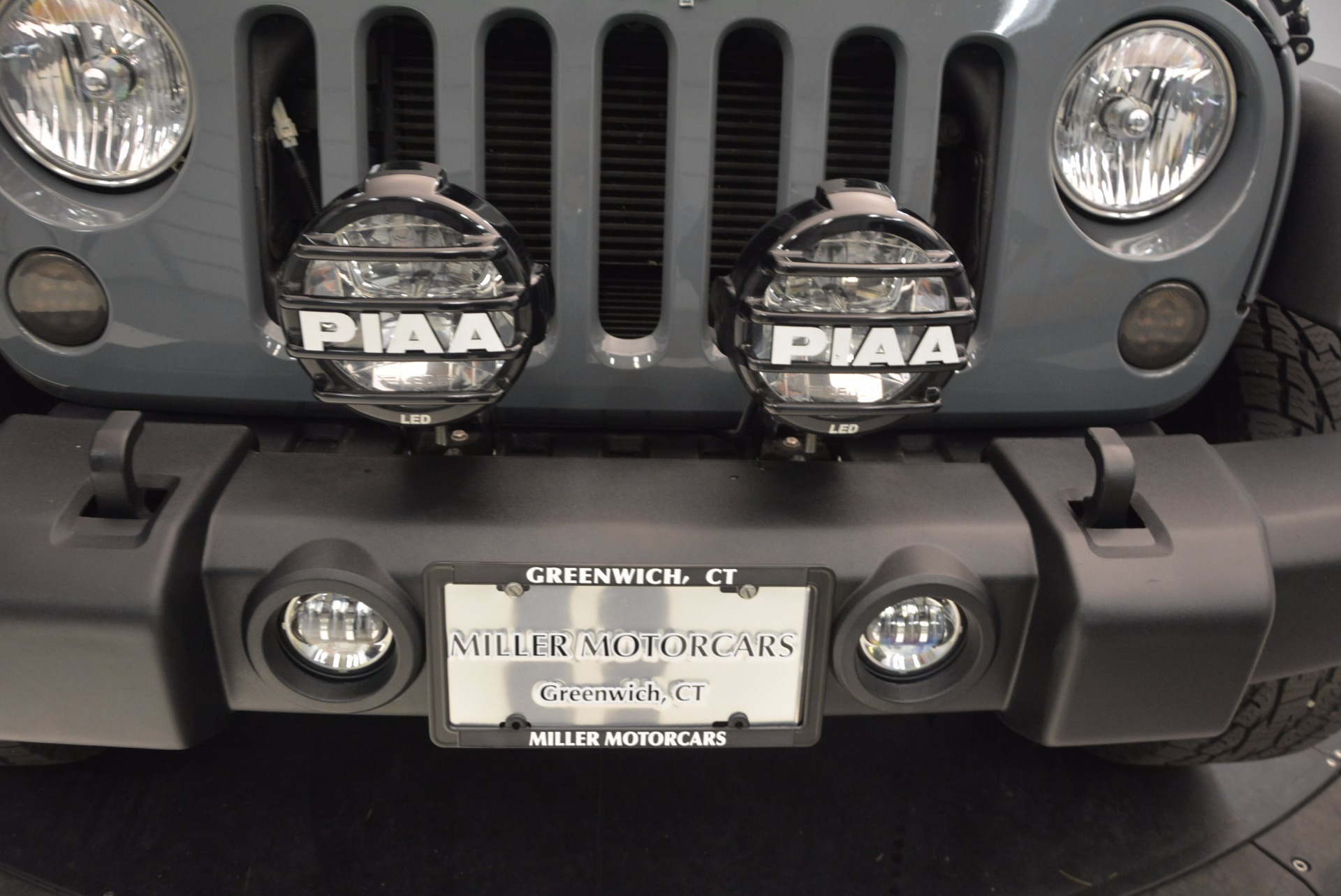 Used 2014 Jeep Wrangler Unlimited Sport For Sale In Westport, CT 1068_p29