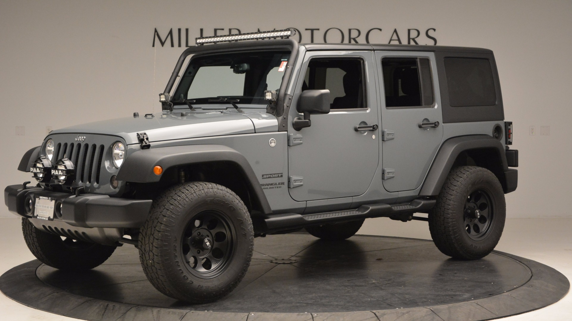 Used 2014 Jeep Wrangler Unlimited Sport For Sale In Westport, CT 1068_p2