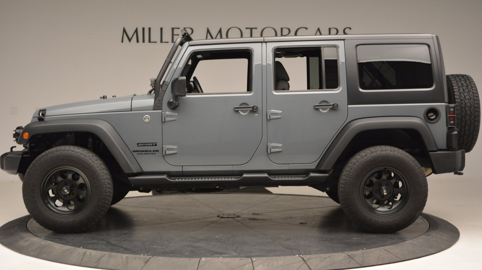 Used 2014 Jeep Wrangler Unlimited Sport For Sale In Westport, CT 1068_p3