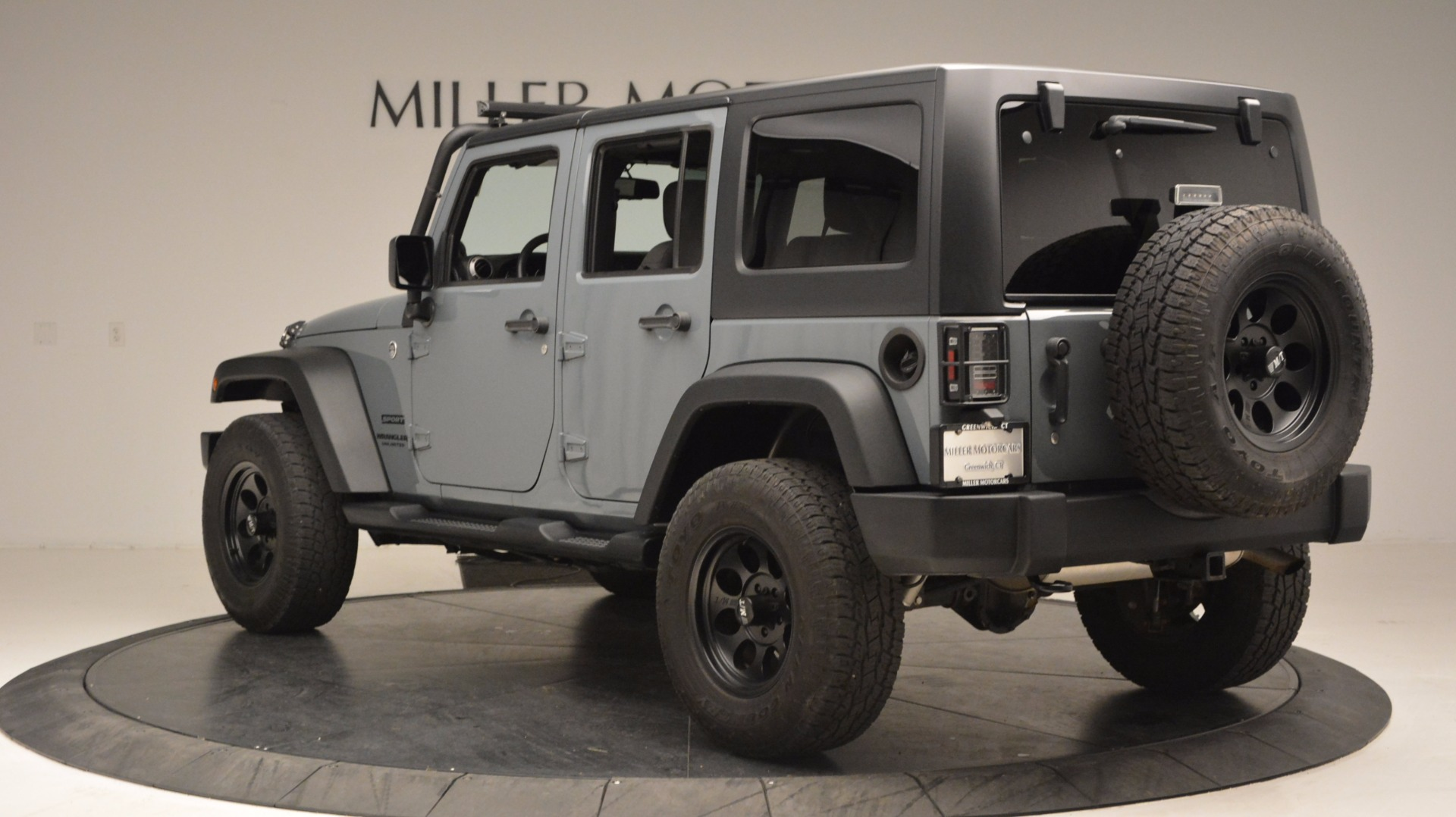 Used 2014 Jeep Wrangler Unlimited Sport For Sale In Westport, CT 1068_p5