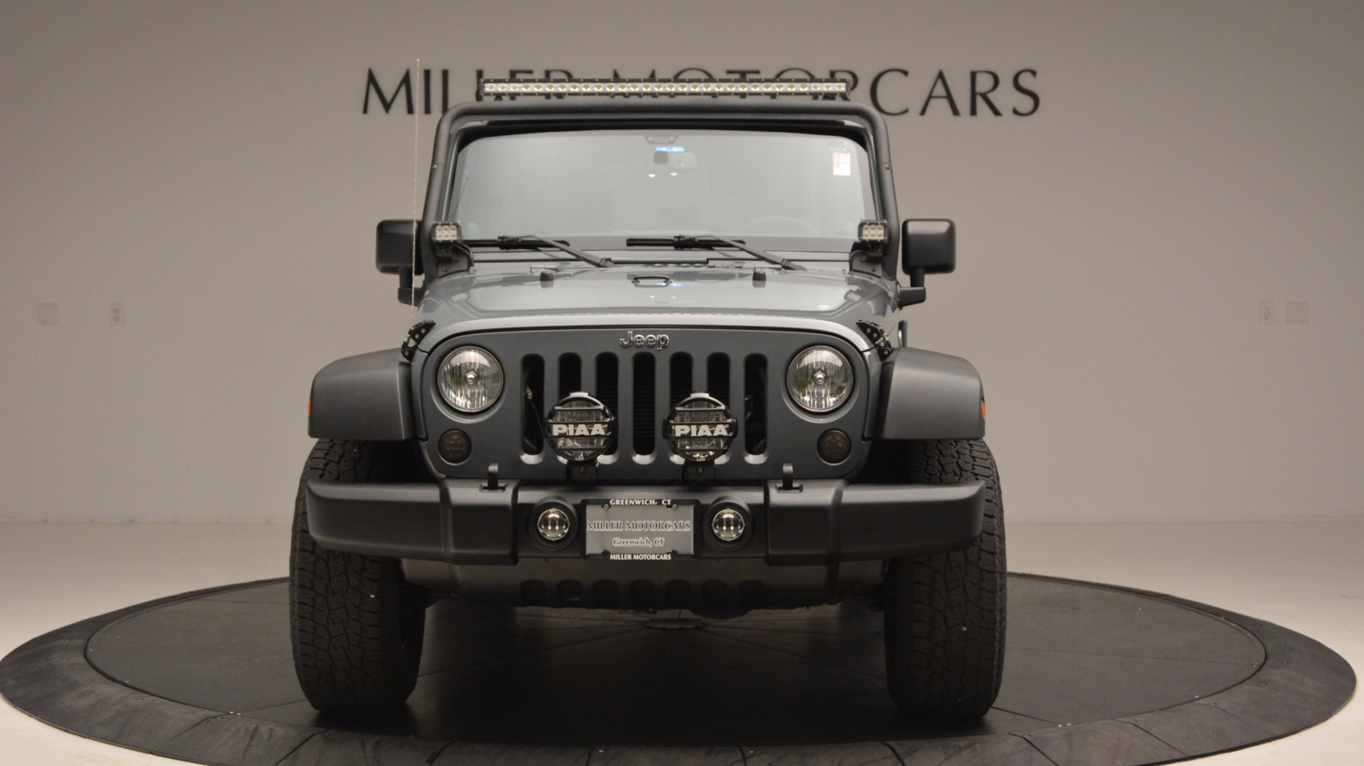 Used 2014 Jeep Wrangler Unlimited Sport For Sale In Westport, CT 1068_p6