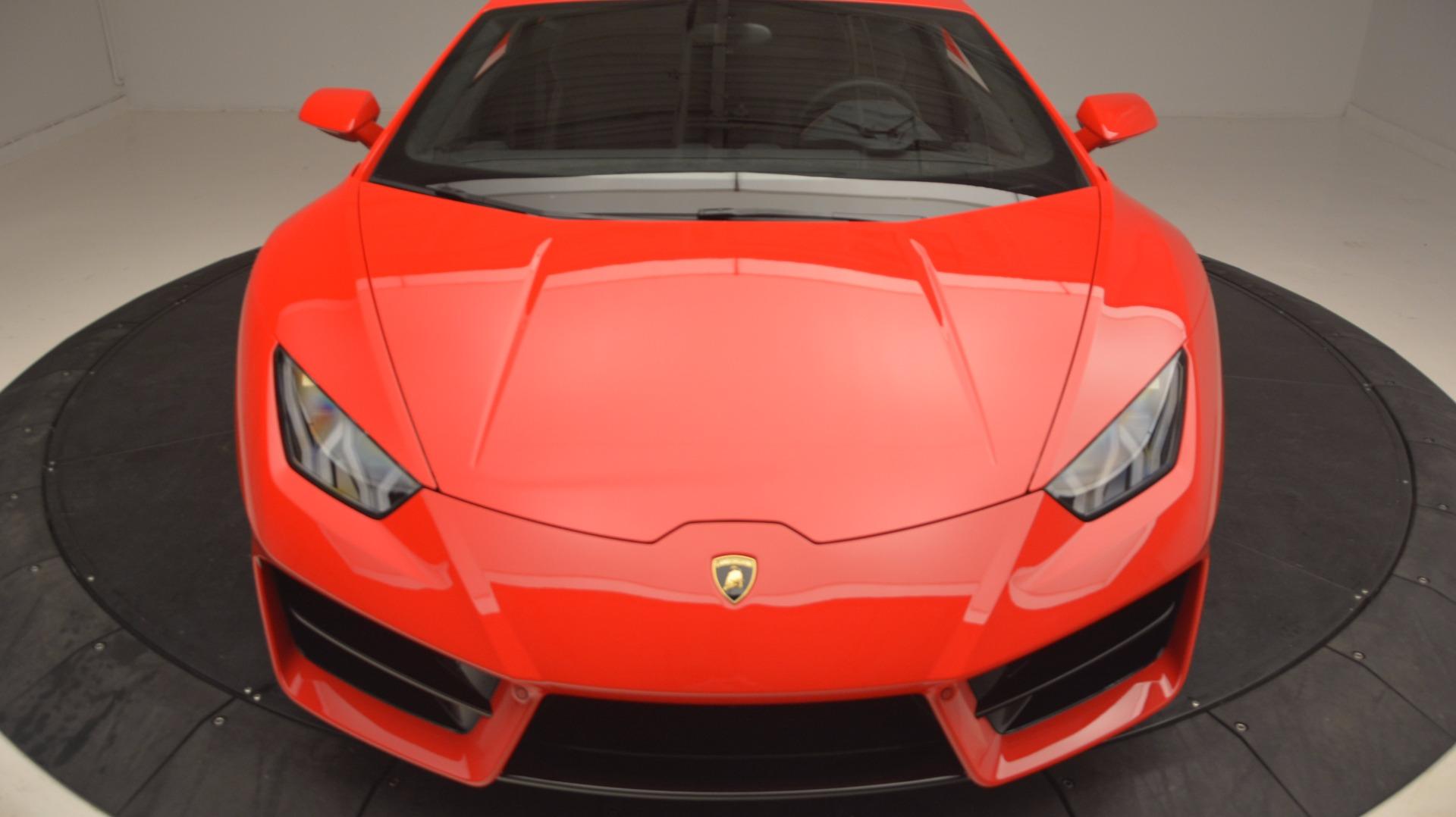 Used 2016 Lamborghini Huracan LP 580-2 For Sale In Westport, CT 1070_p13