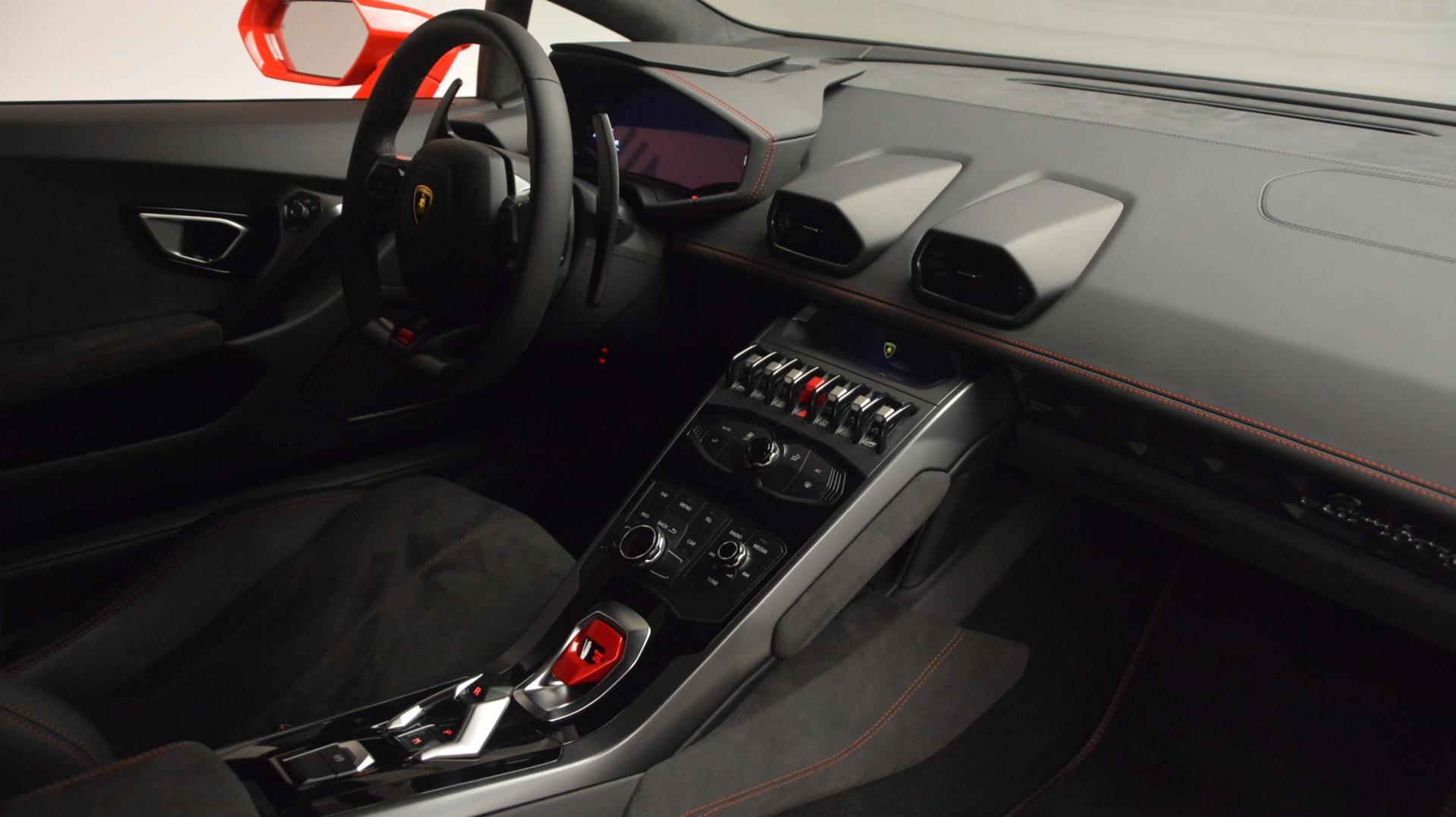 Used 2016 Lamborghini Huracan LP 580-2 For Sale In Westport, CT 1070_p30