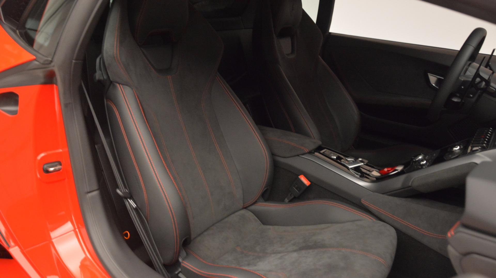 Used 2016 Lamborghini Huracan LP 580-2 For Sale In Westport, CT 1070_p31