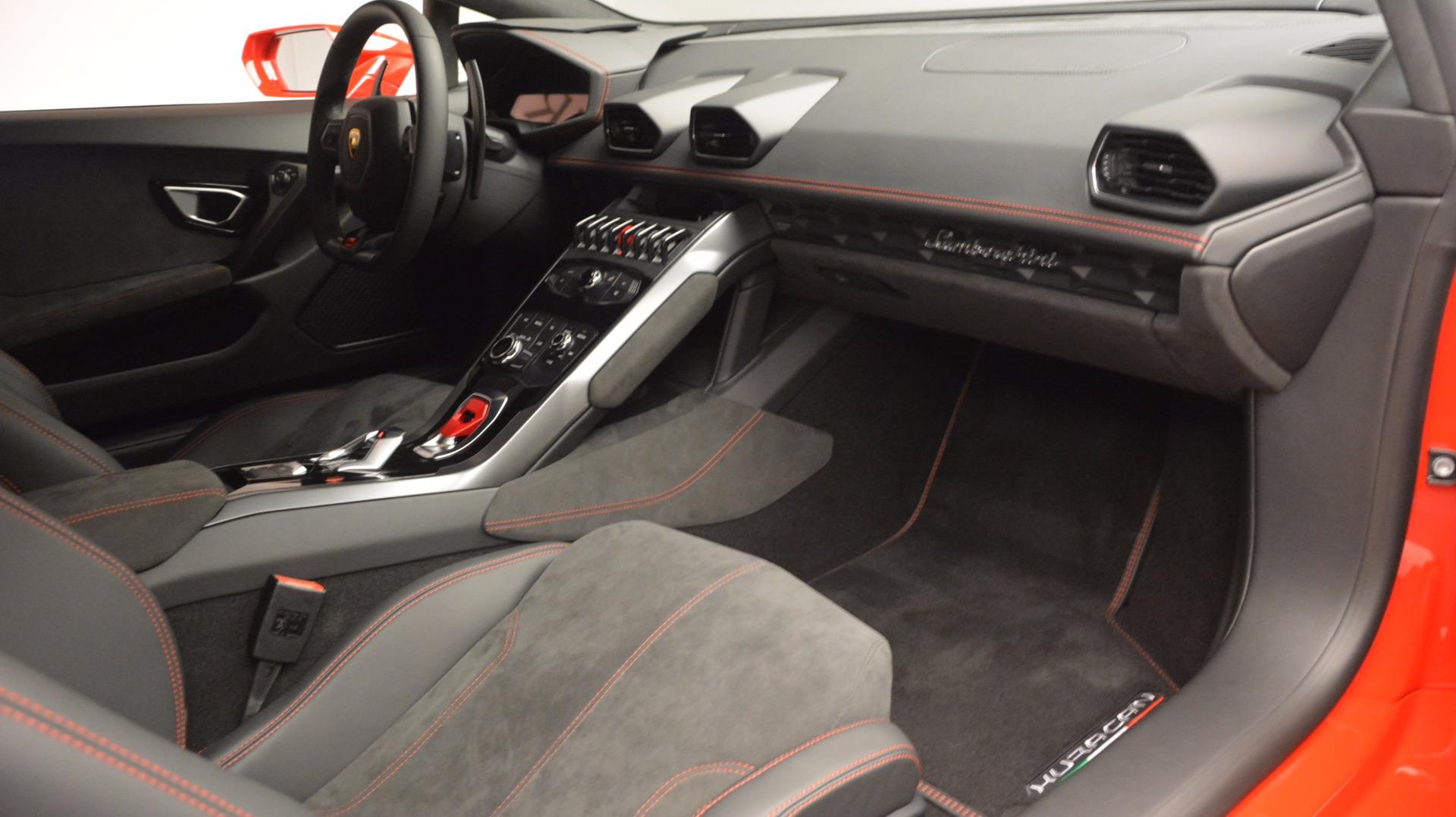 Used 2016 Lamborghini Huracan LP 580-2 For Sale In Westport, CT 1070_p33