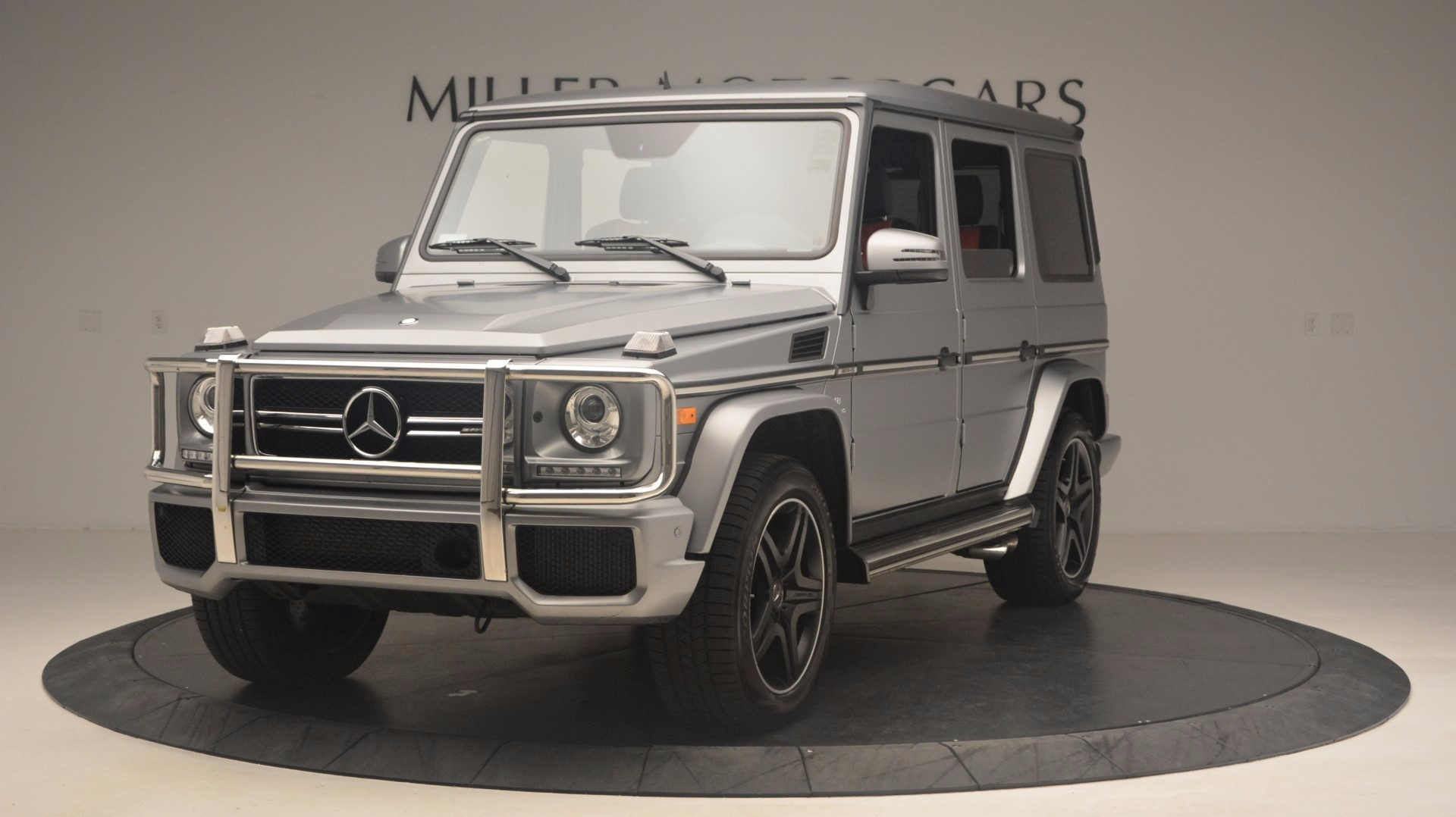 Used 2016 Mercedes Benz G-Class G 63 AMG For Sale In Westport, CT 1075_main