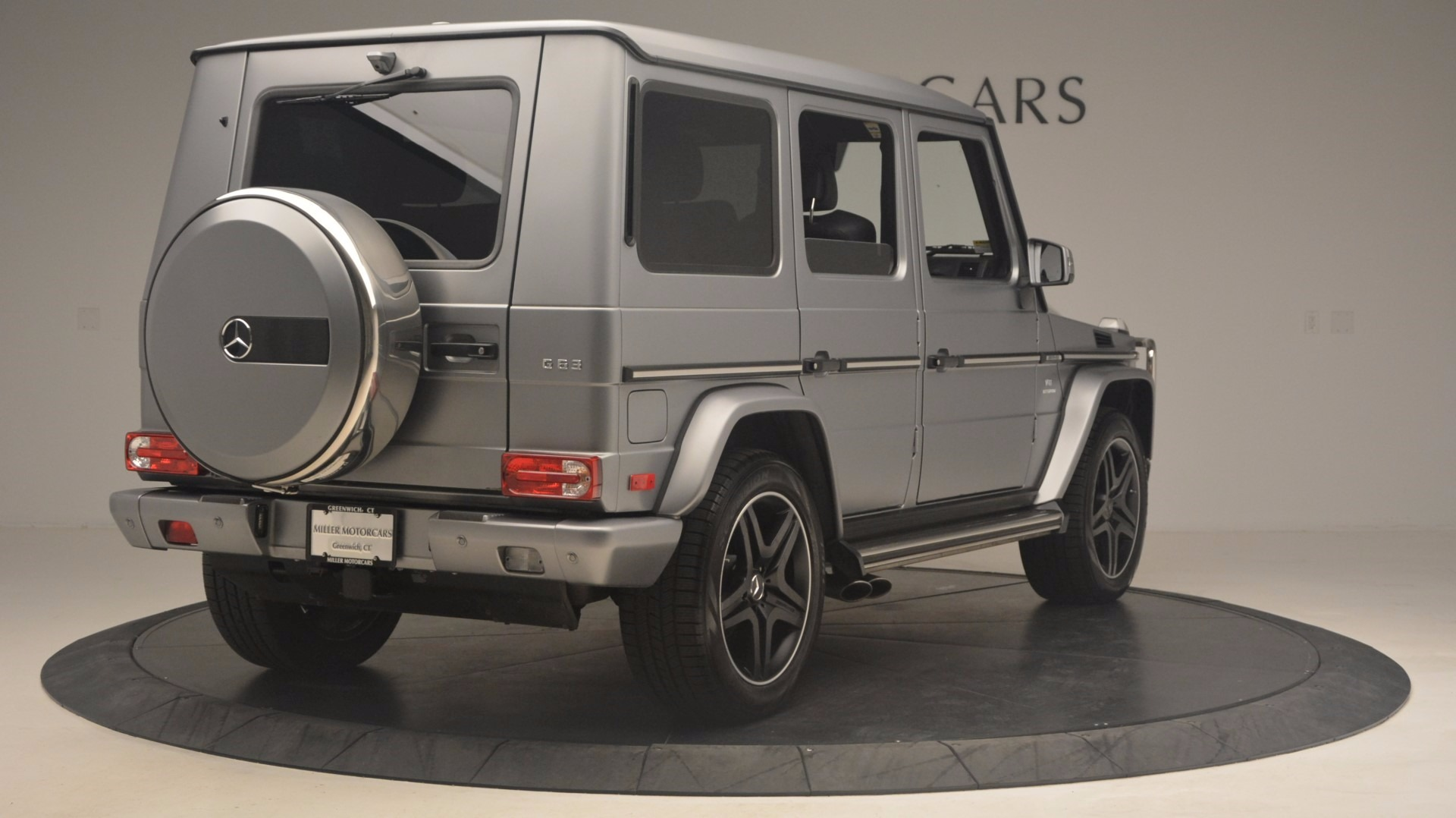Used 2016 Mercedes Benz G-Class G 63 AMG For Sale In Westport, CT 1075_p7