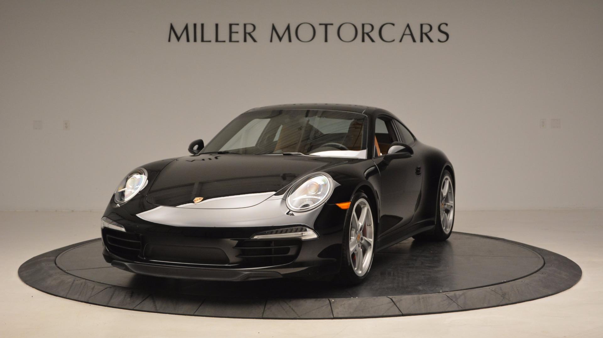 Used 2014 Porsche 911 Carrera 4S For Sale In Westport, CT 1076_main