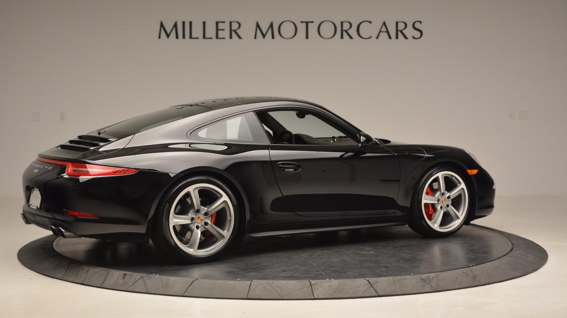 Used 2014 Porsche 911 Carrera 4S For Sale In Westport, CT 1076_p8