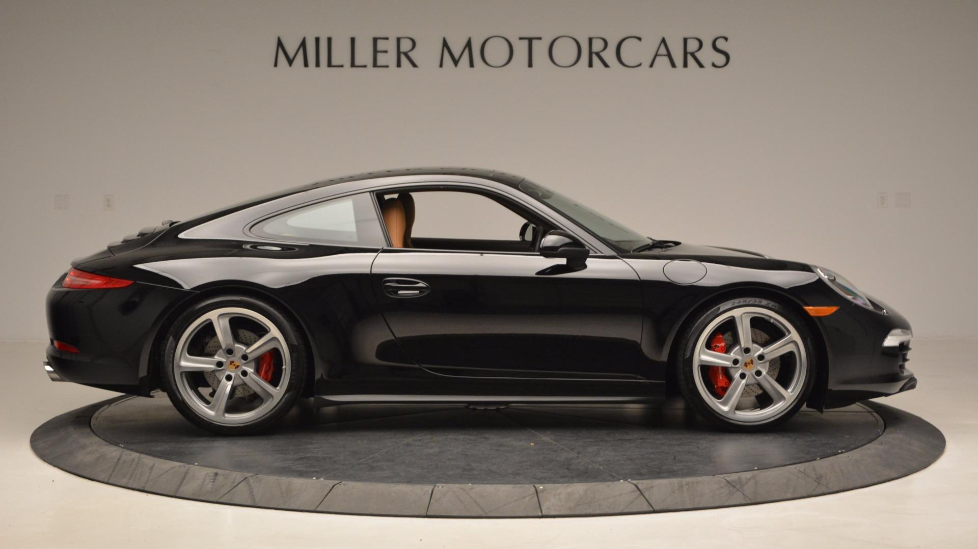 Used 2014 Porsche 911 Carrera 4S For Sale In Westport, CT 1076_p9