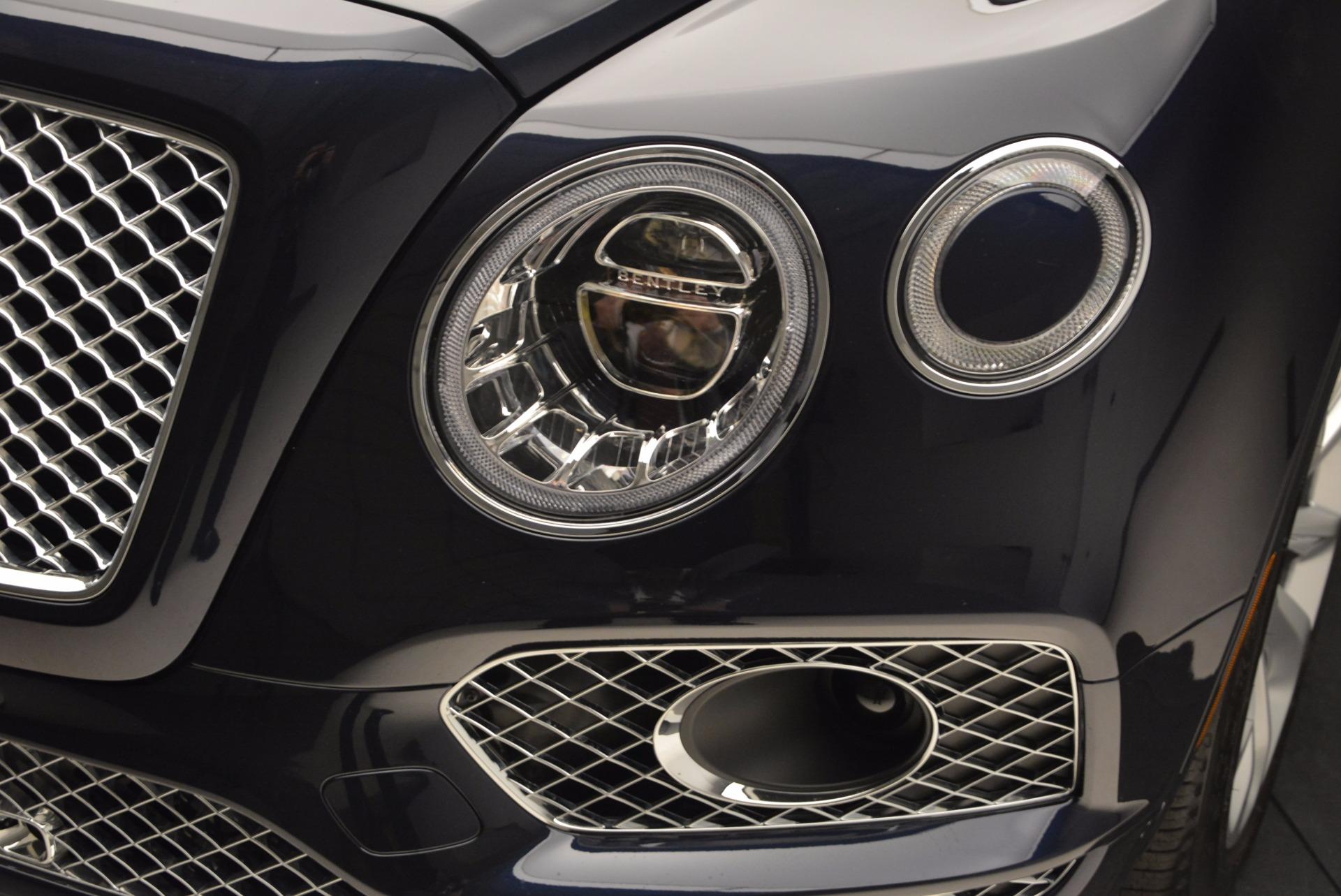 Used 2017 Bentley Bentayga W12 For Sale In Westport, CT 1077_p14